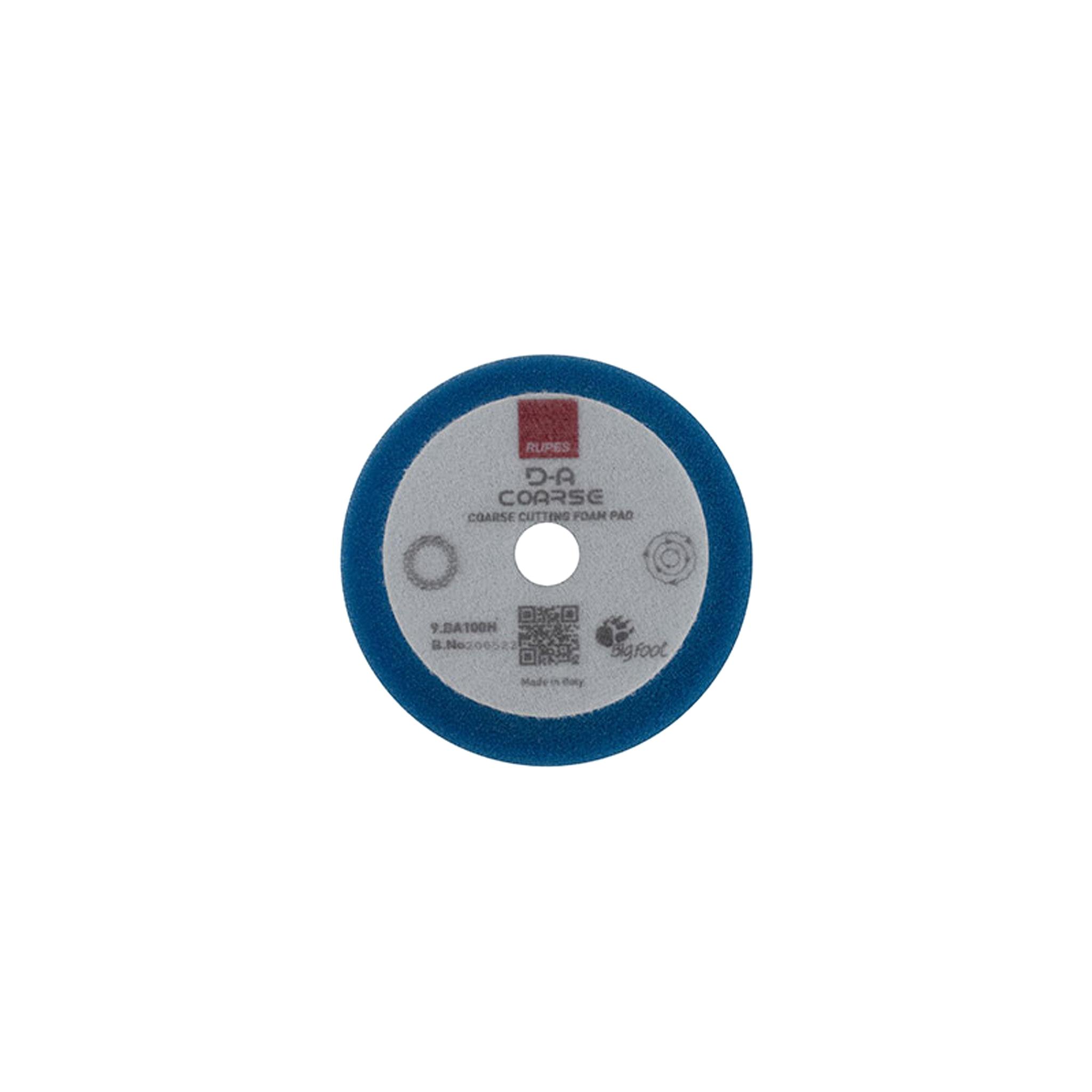Skumrondell Rupes, D-A Coarse, Blå, 1 st - 80/100 mm