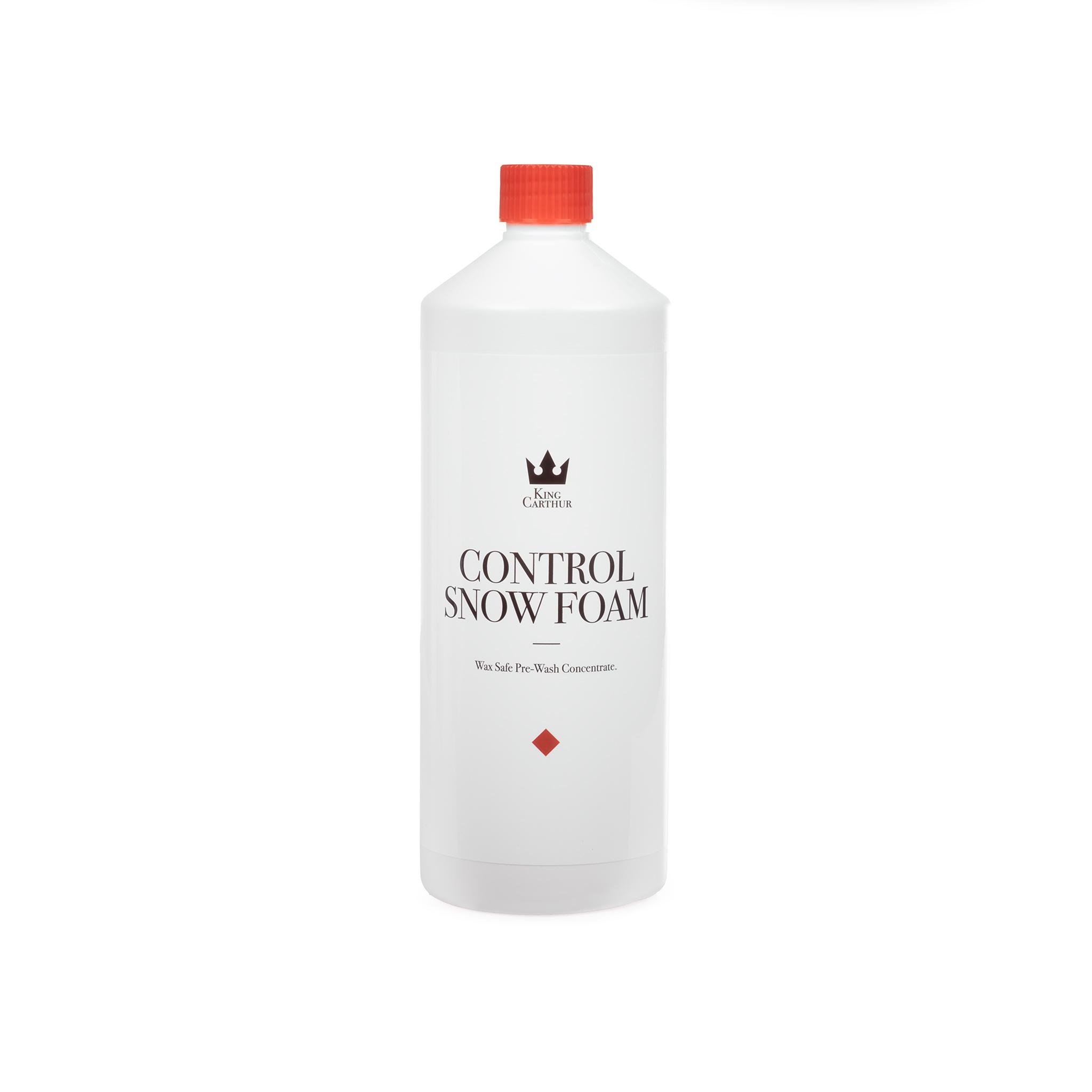 Förtvättsmedel King Carthur Control Snow Foam, 1000 ml