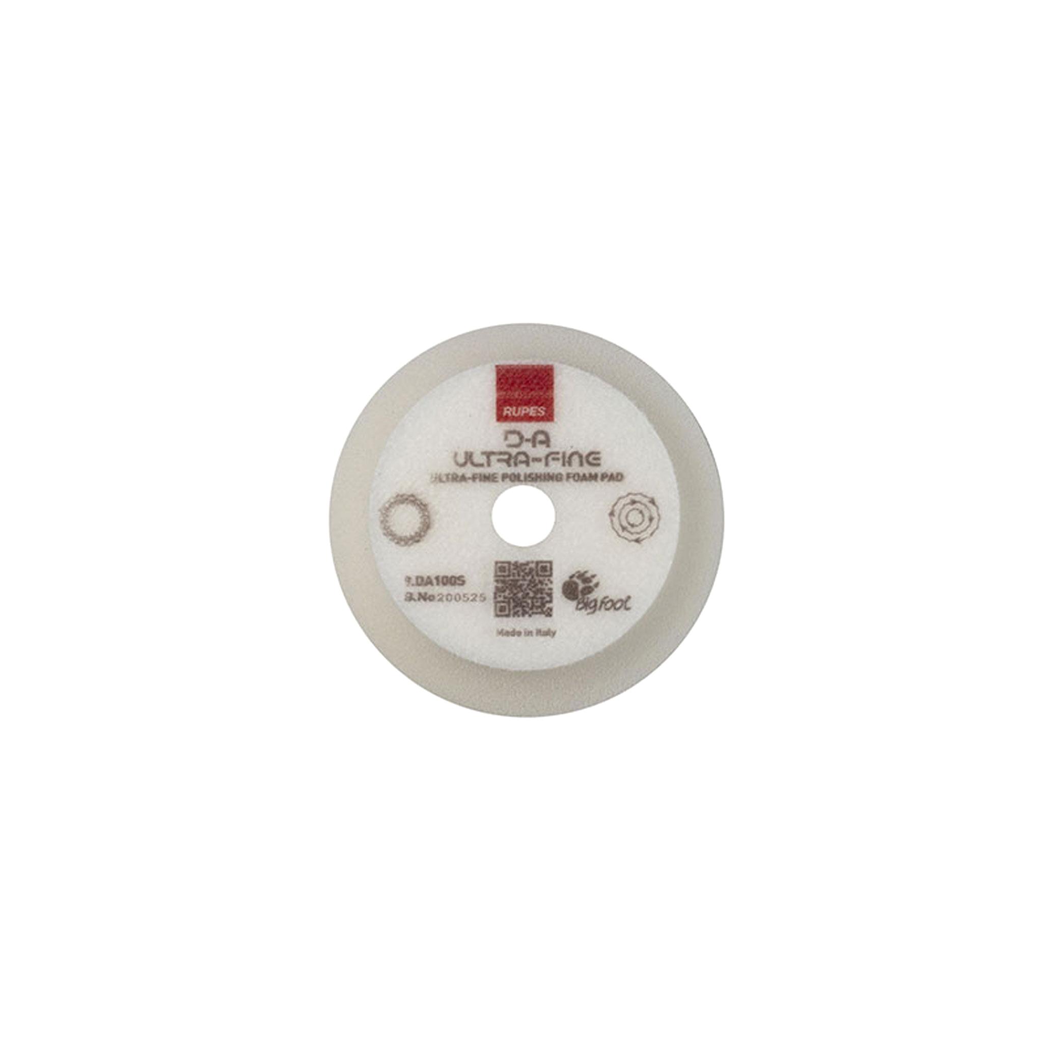 Skumrondell Rupes, D-A Ultrafine, Vit, 1st - 80/100 mm