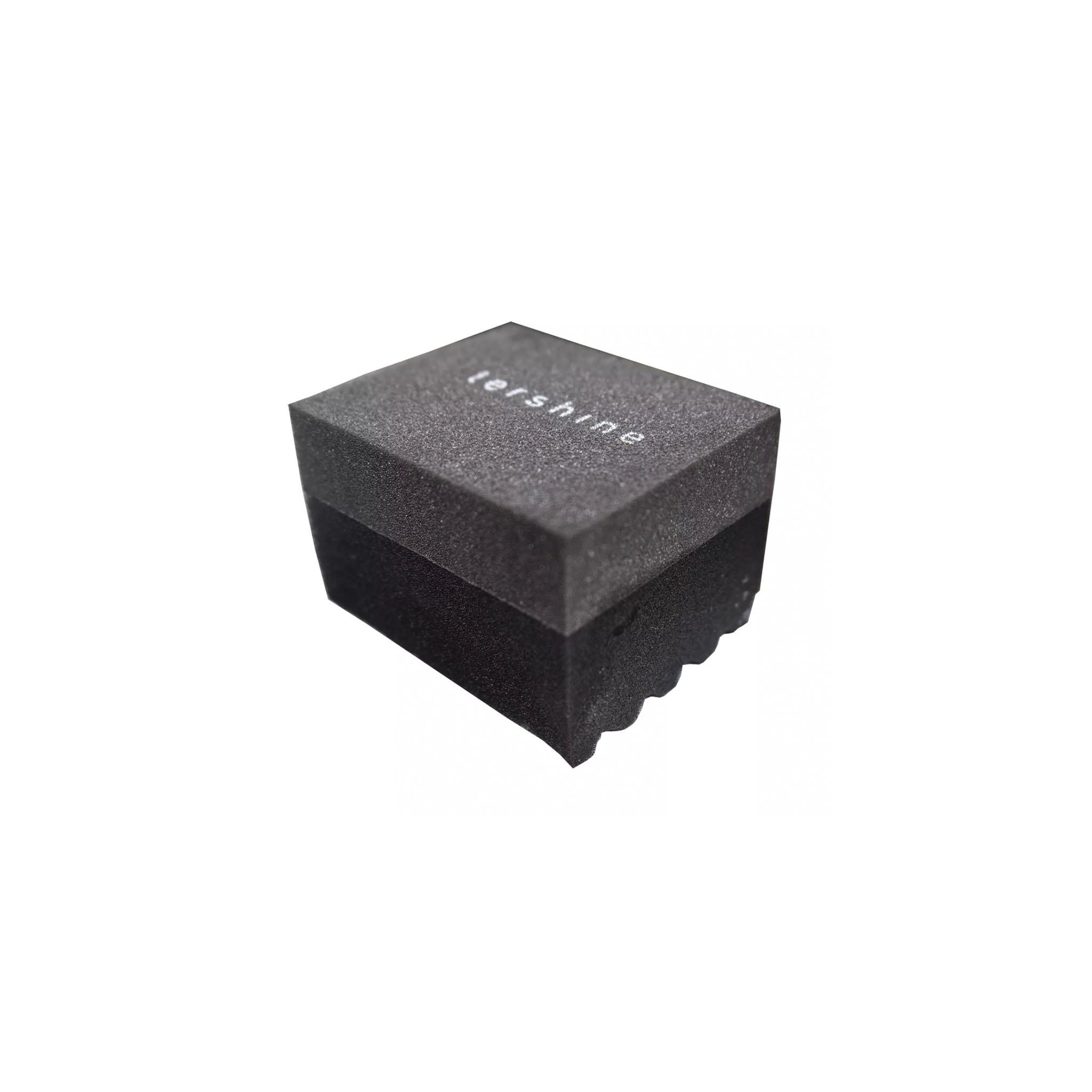 Appliceringssvamp tershine Applicator, 9x8x7 cm