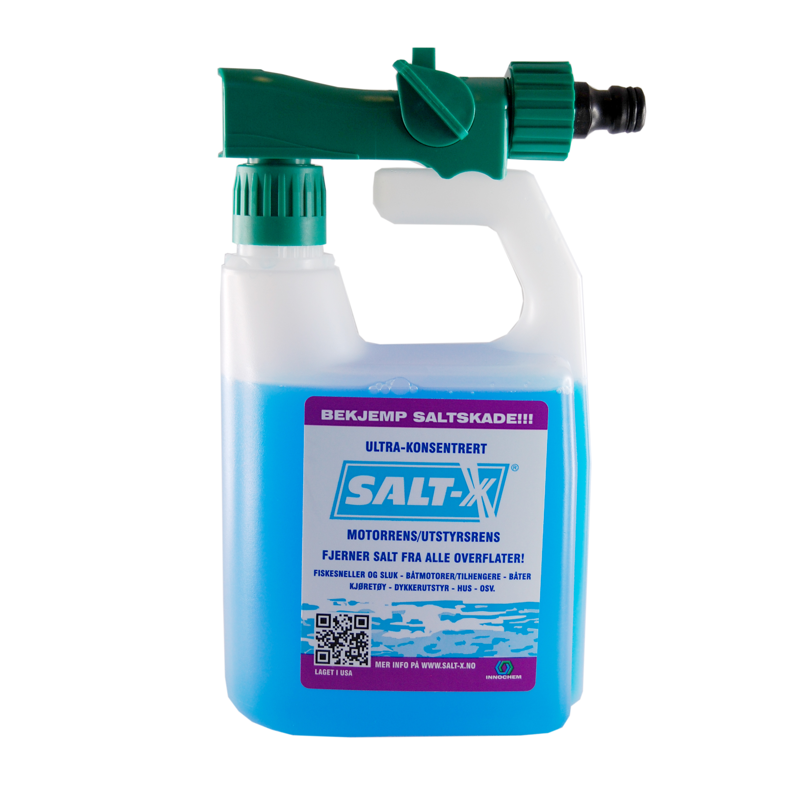 Saltlösare Salt-X Koncentrat