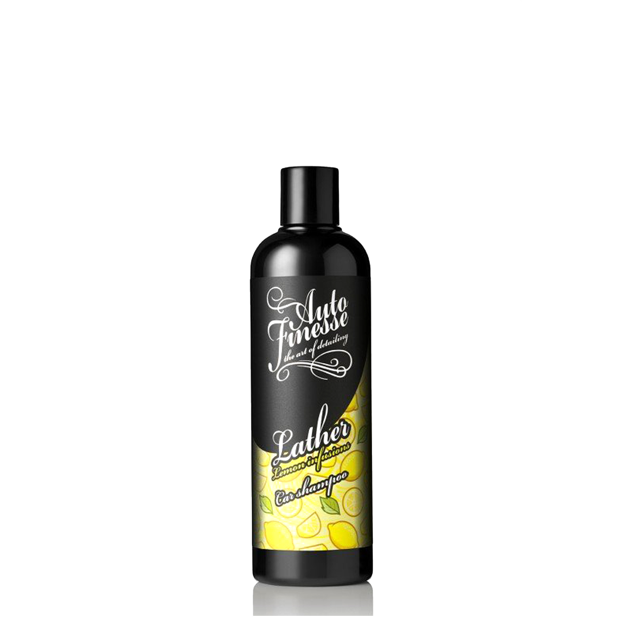 Bilschampo Auto Finesse Lather Lemon, 500 ml