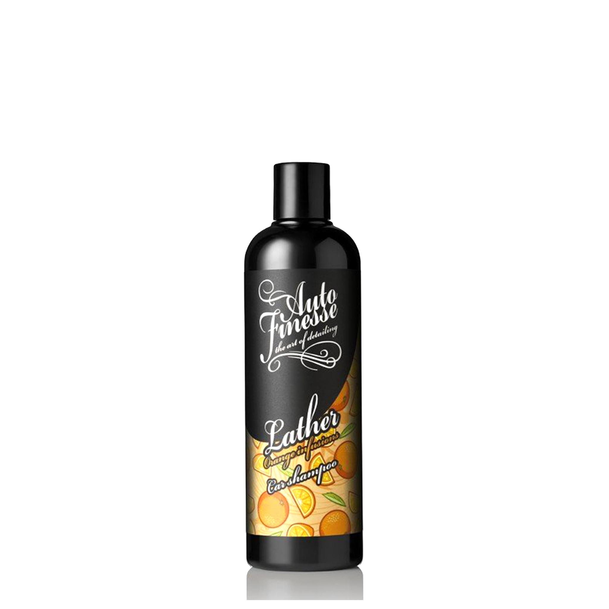 Bilschampo Auto Finesse Lather Orange, 500 ml