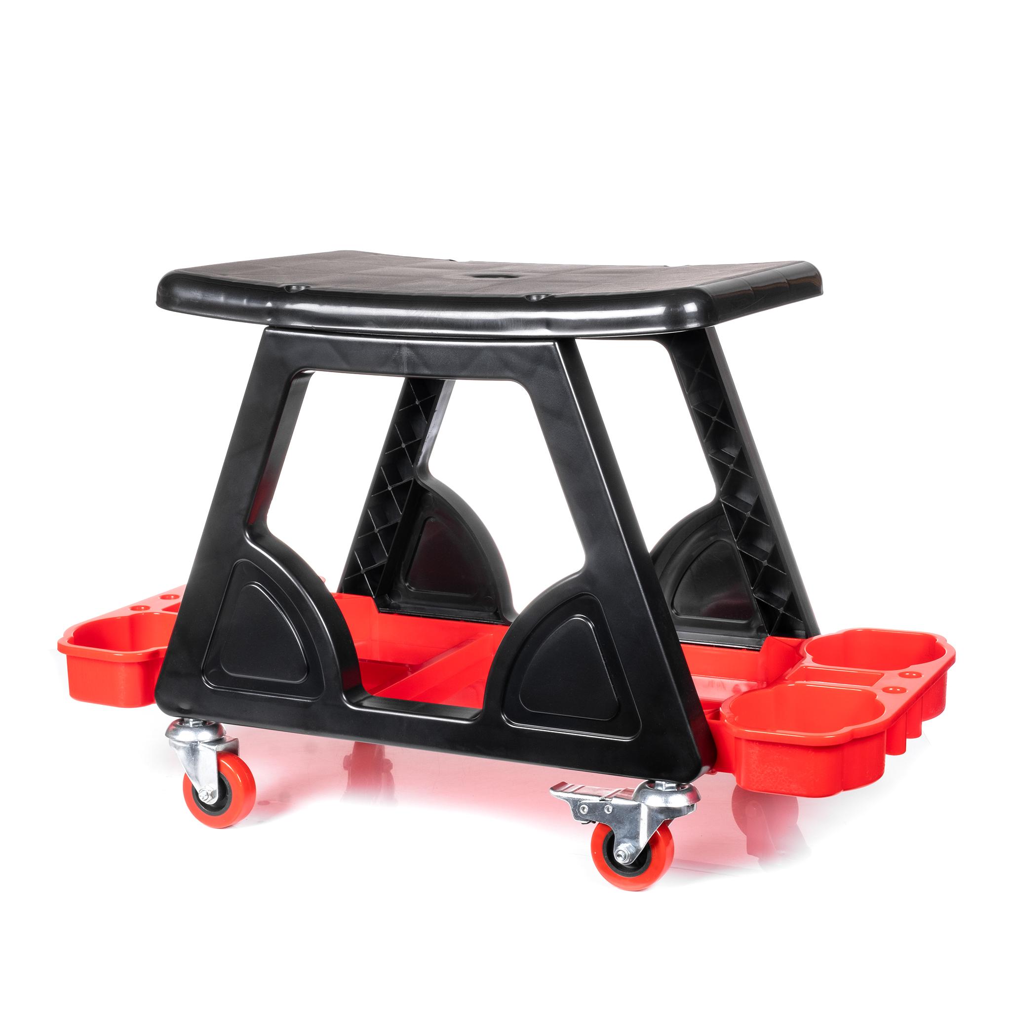 Bilvårdspall Detailer's Roller Seat