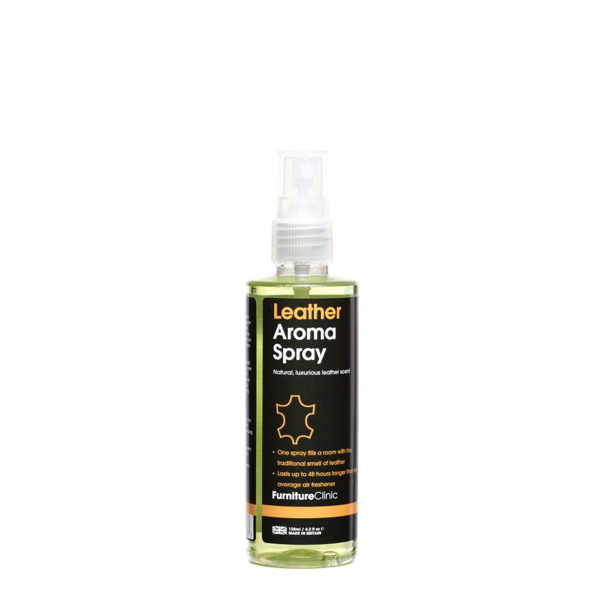 Luftfräschare Furniture Clinic Leather Aroma Spray, 100 ml