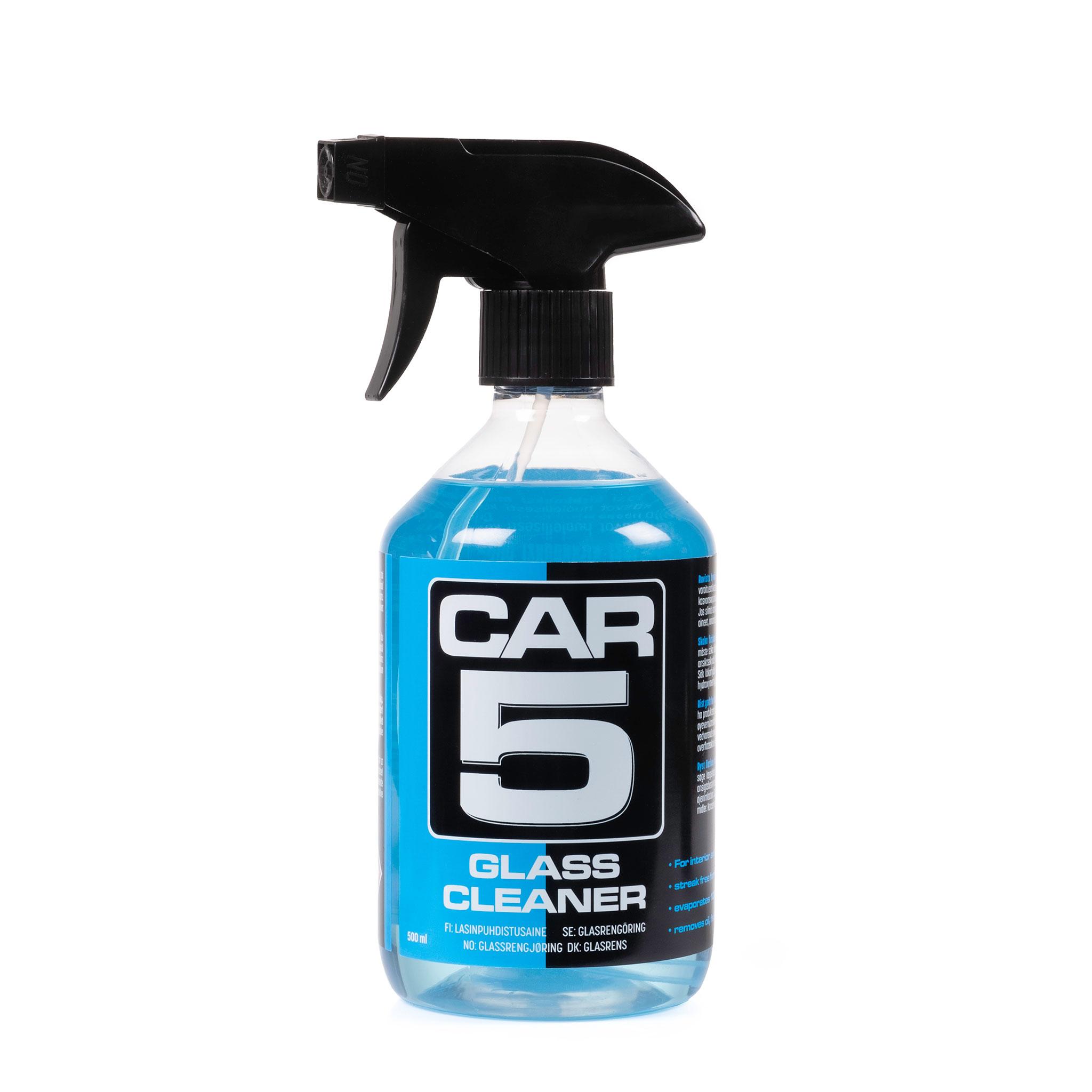 Glasrengöring CAR5 Glass Cleaner, 500 ml