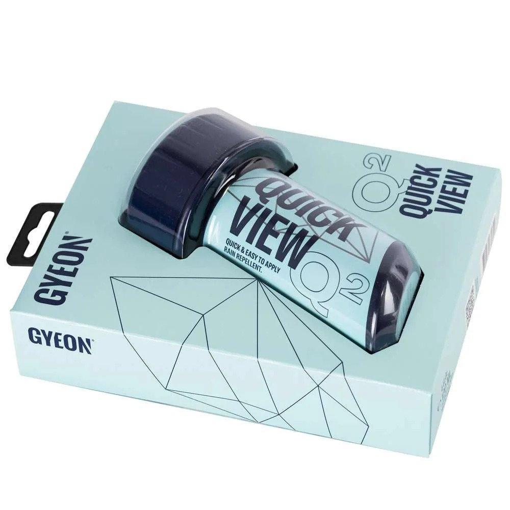 Glasförsegling Gyeon Q² QuickView, 120 ml