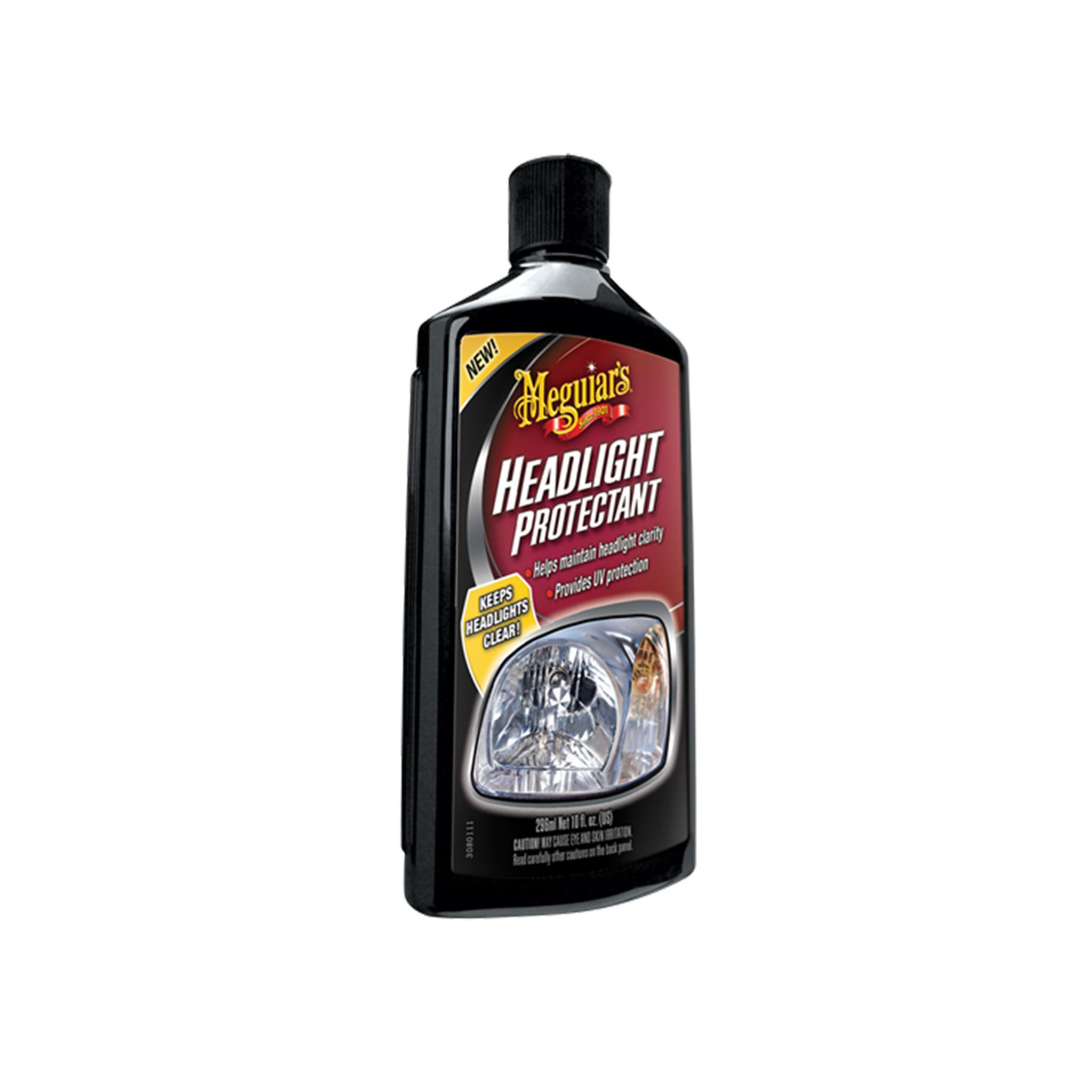 Polermedel för strålkastare Meguiars Headlight Protectant, 296 ml