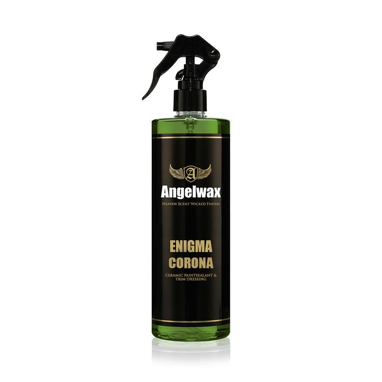 Snabbförsegling Angelwax Enigma Corona, 500 ml, Endast flaska, 500ml