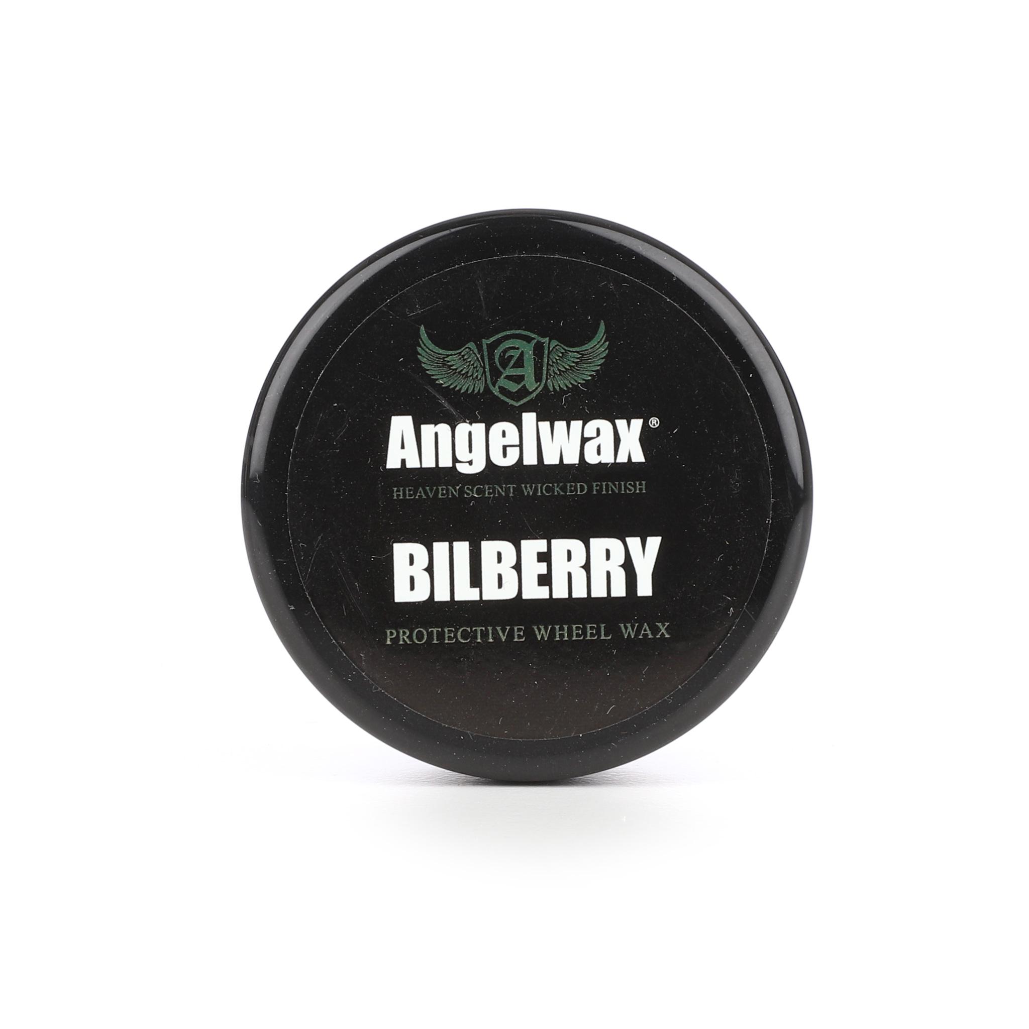 Fälgvax Angelwax Bilberry, 33 ml, Endast vax