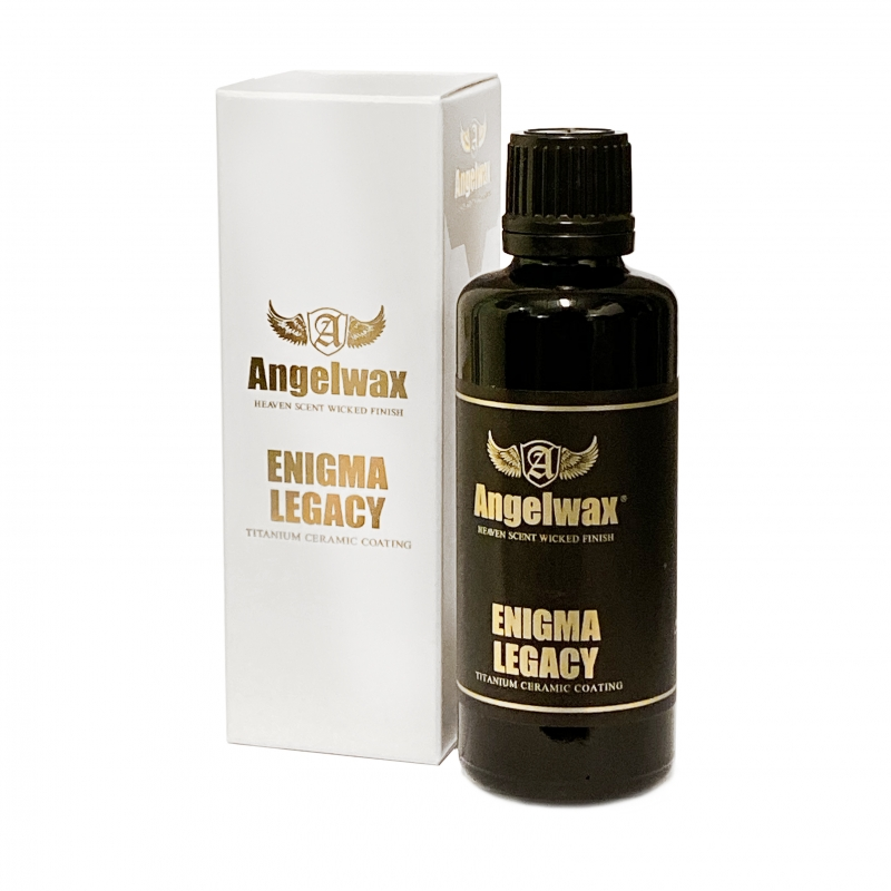 Lackförsegling Angelwax Enigma Legacy Titanium Ceramic Coating, 30 ml