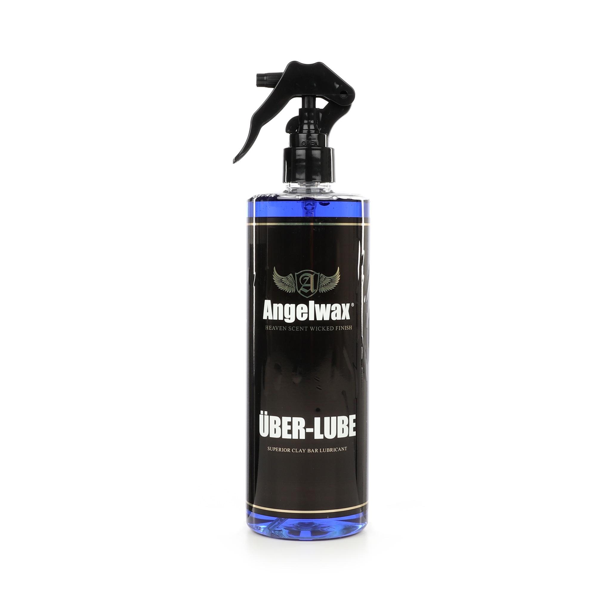 Glidmedel till rengöringslera Angelwax Über-Lube, 500 ml