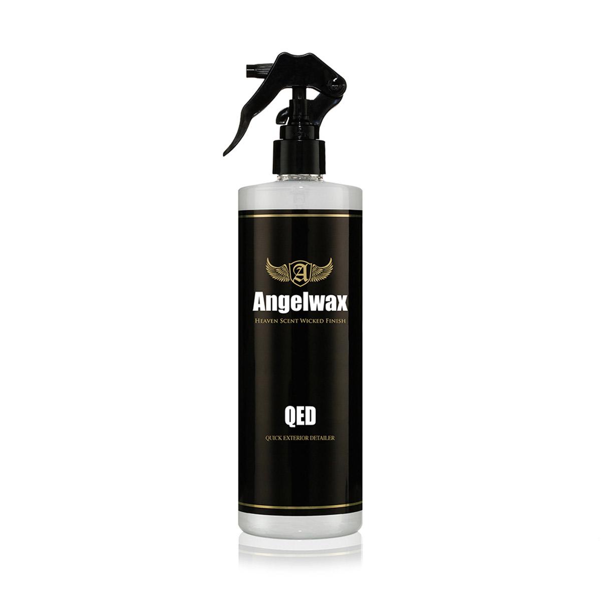 Rengörande Snabbvax Angelwax QED, 500 ml