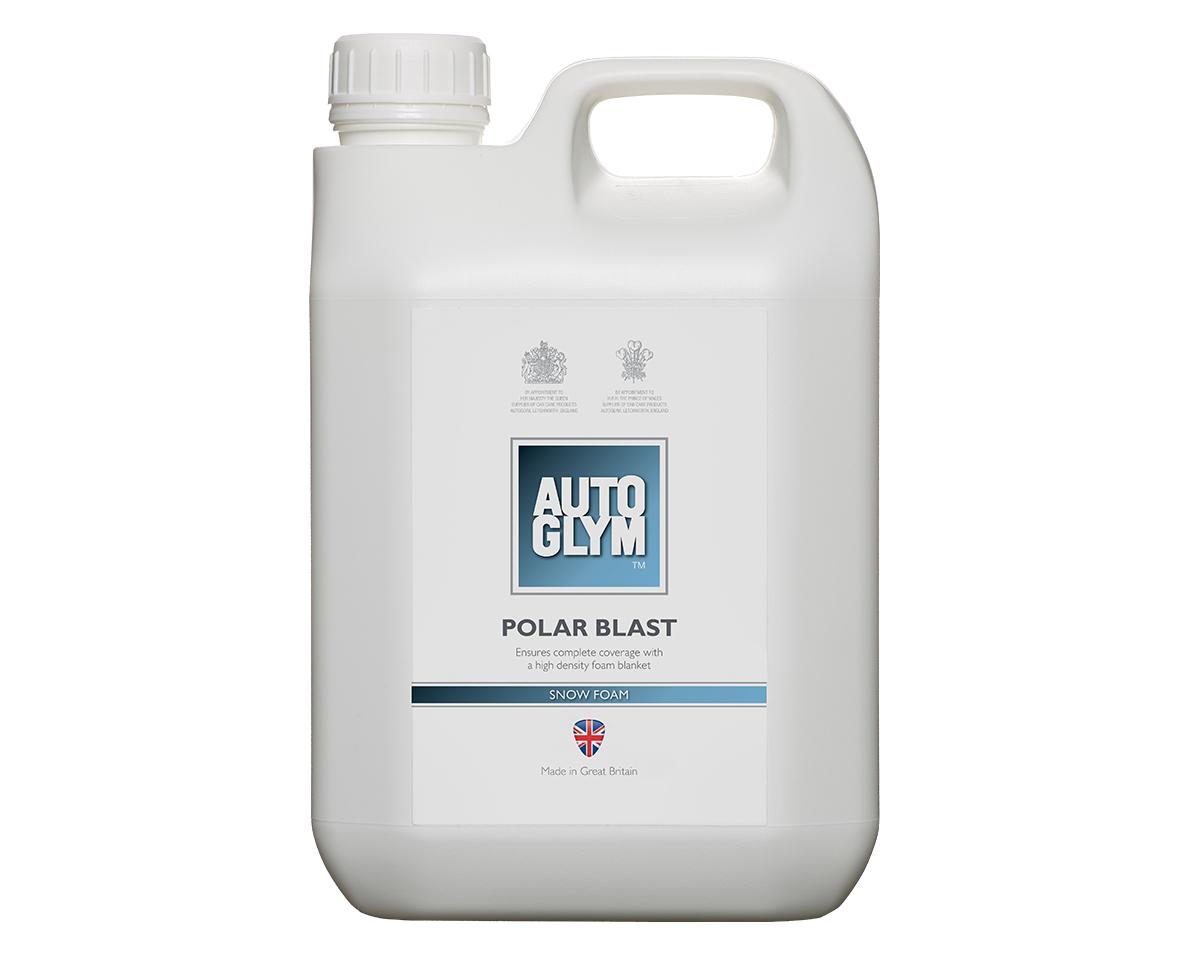 Förtvättsmedel Autoglym Polar Blast, 2500 ml