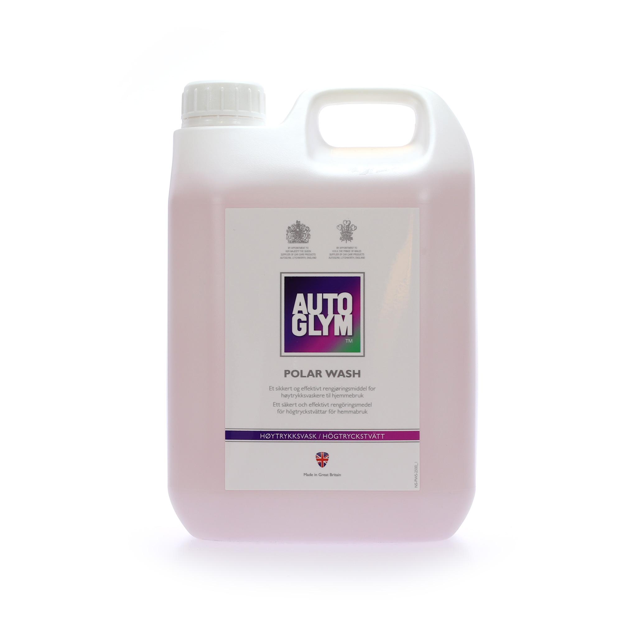 Bilschampo Autoglym Polar Wash, 2500 ml