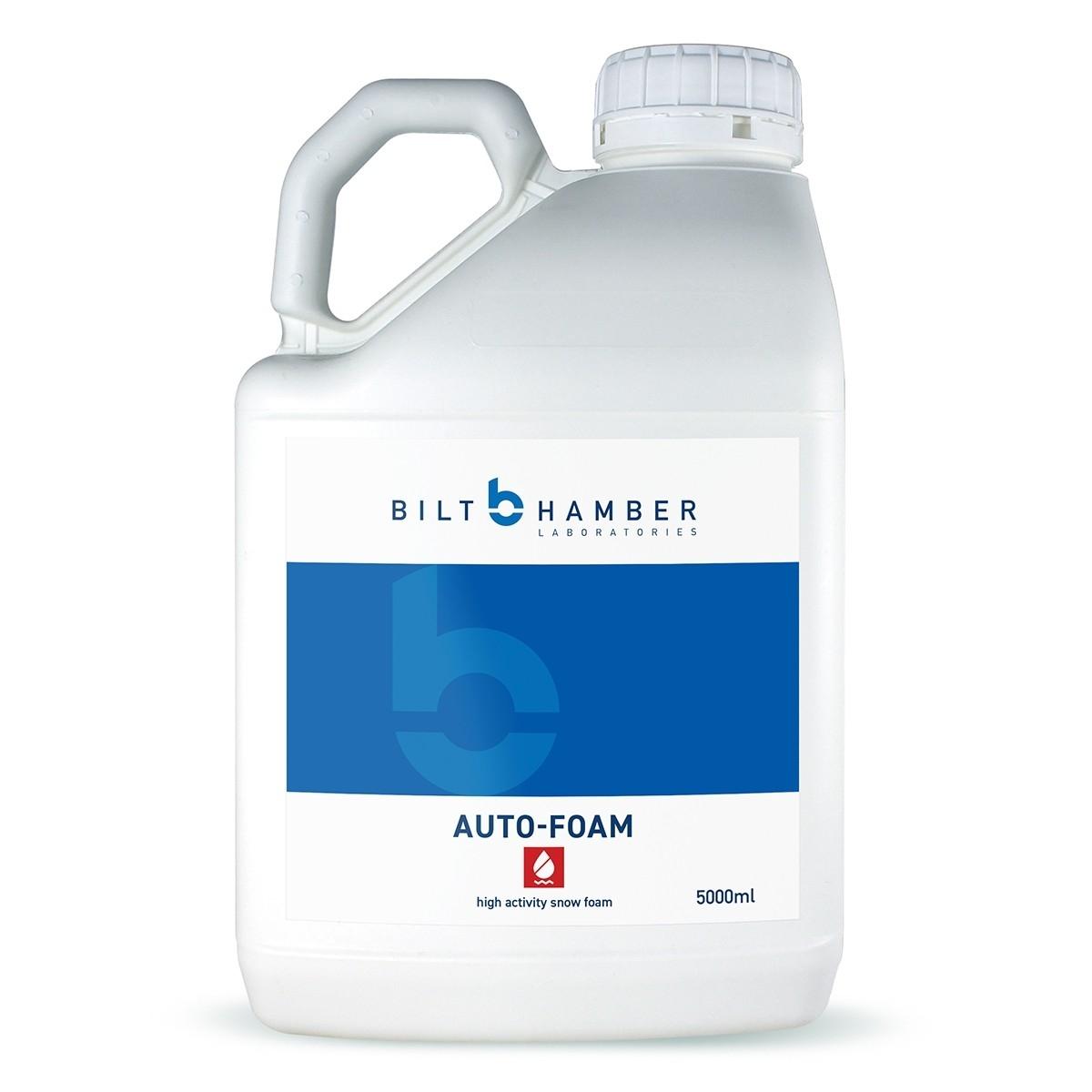 Förtvättsmedel Bilt Hamber Auto-Foam, 5000 ml