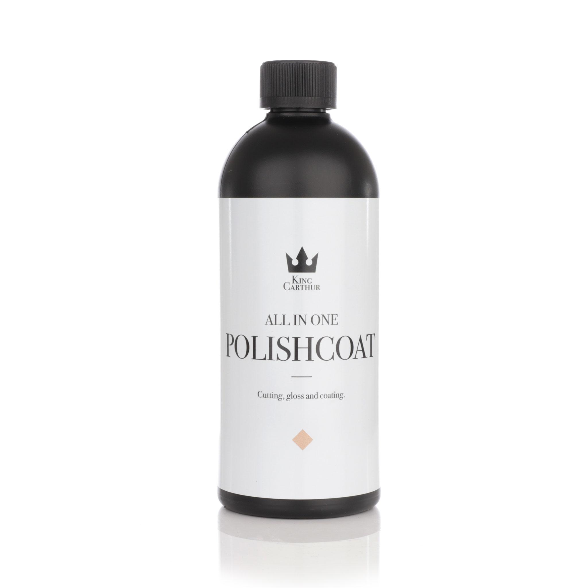 Polerförsegling King Carthur PolishCoat, 500 ml, 4st