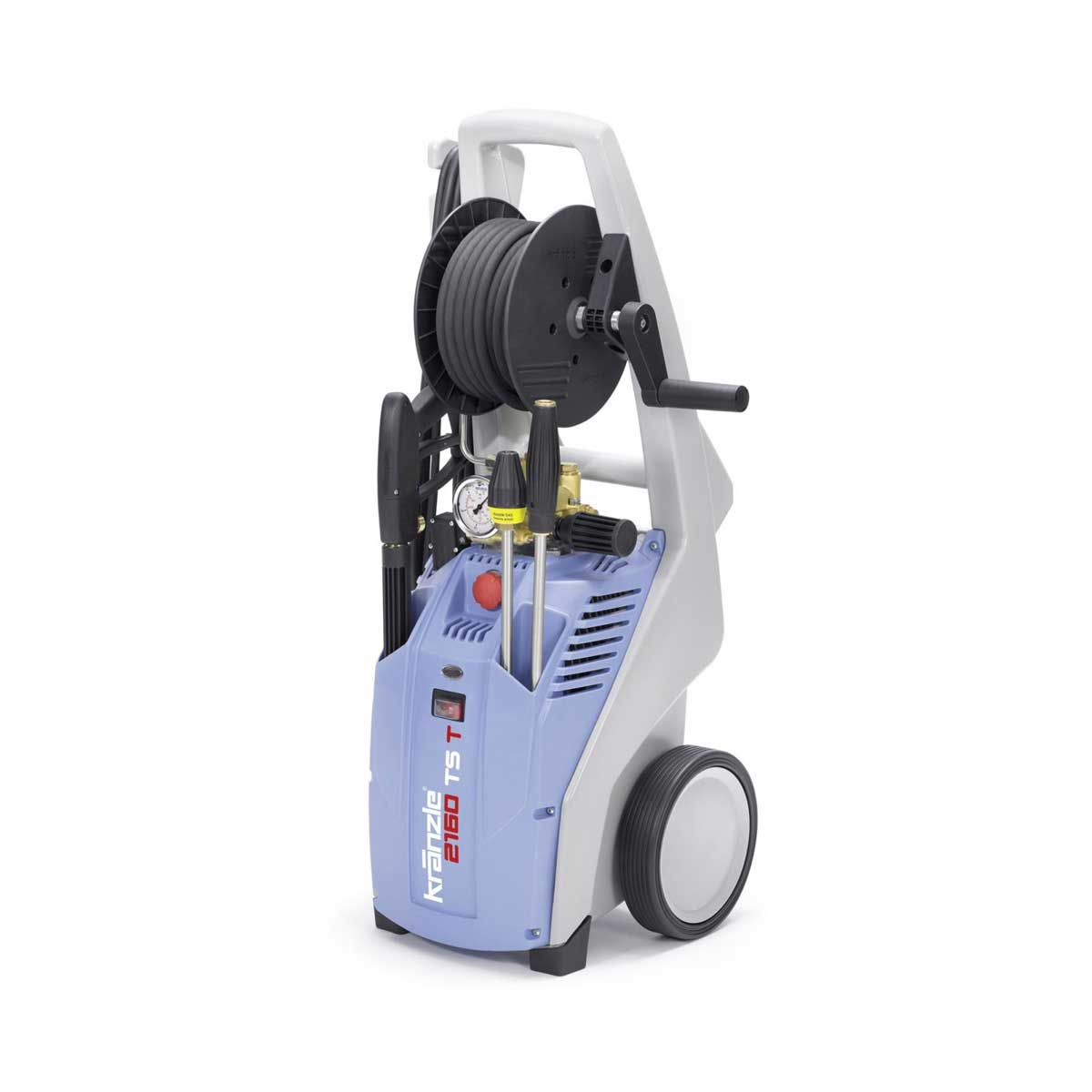 Högtryckstvätt Kränzle K2160 TST, Högtryckstvätt + Dr Dirt Foam Lance Professional
