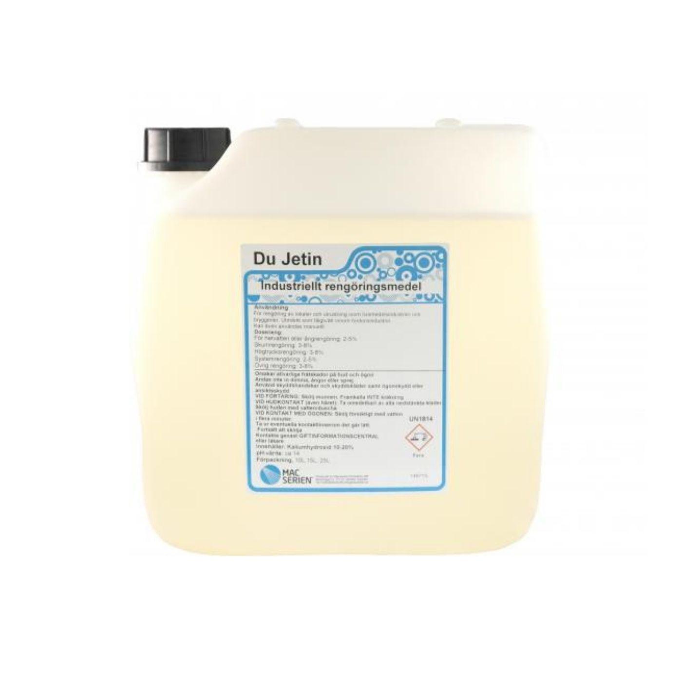 Fälgrengöring Mac Du Jetin, 15000 ml