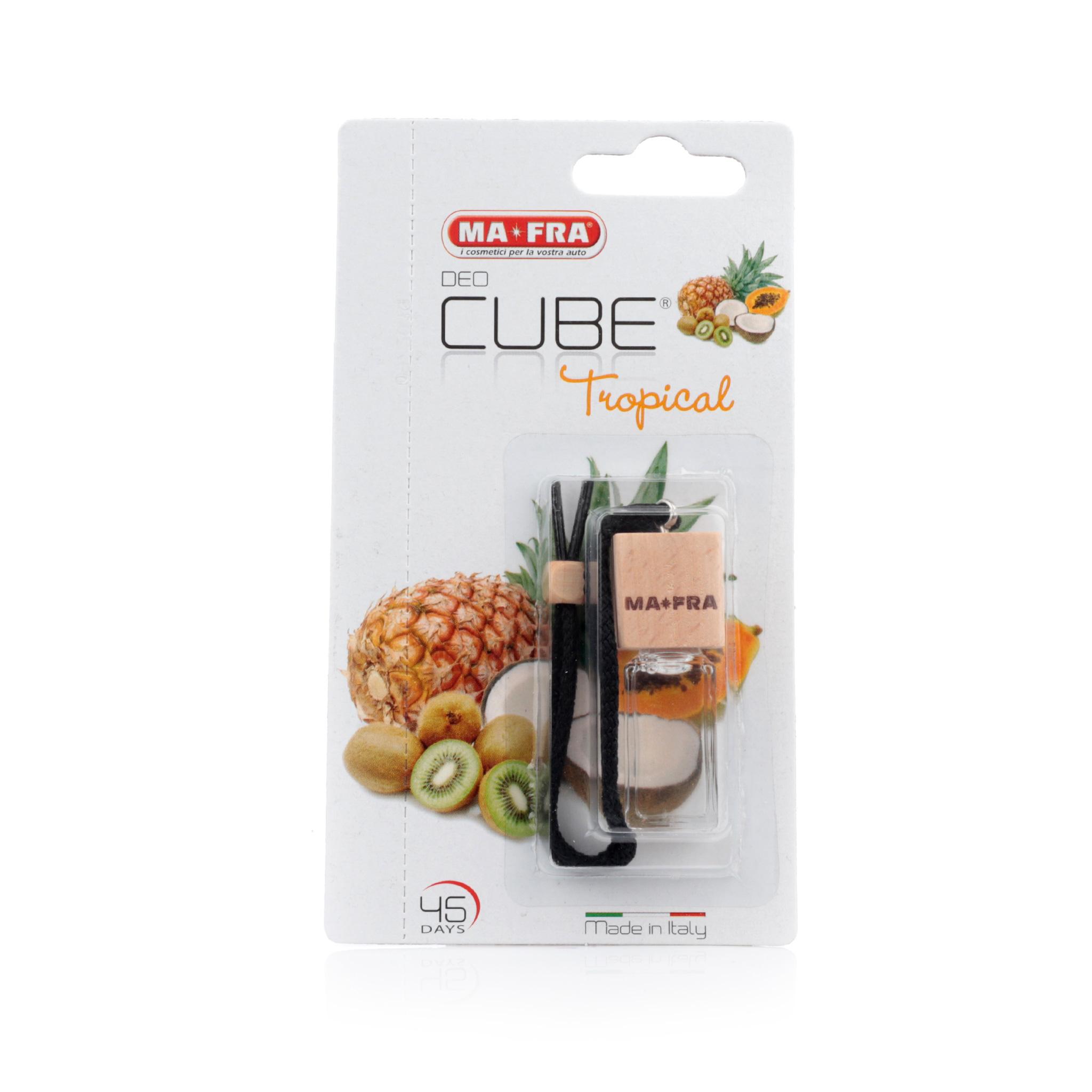 Luftfräschare Mafra Deo-Cube, Tropical
