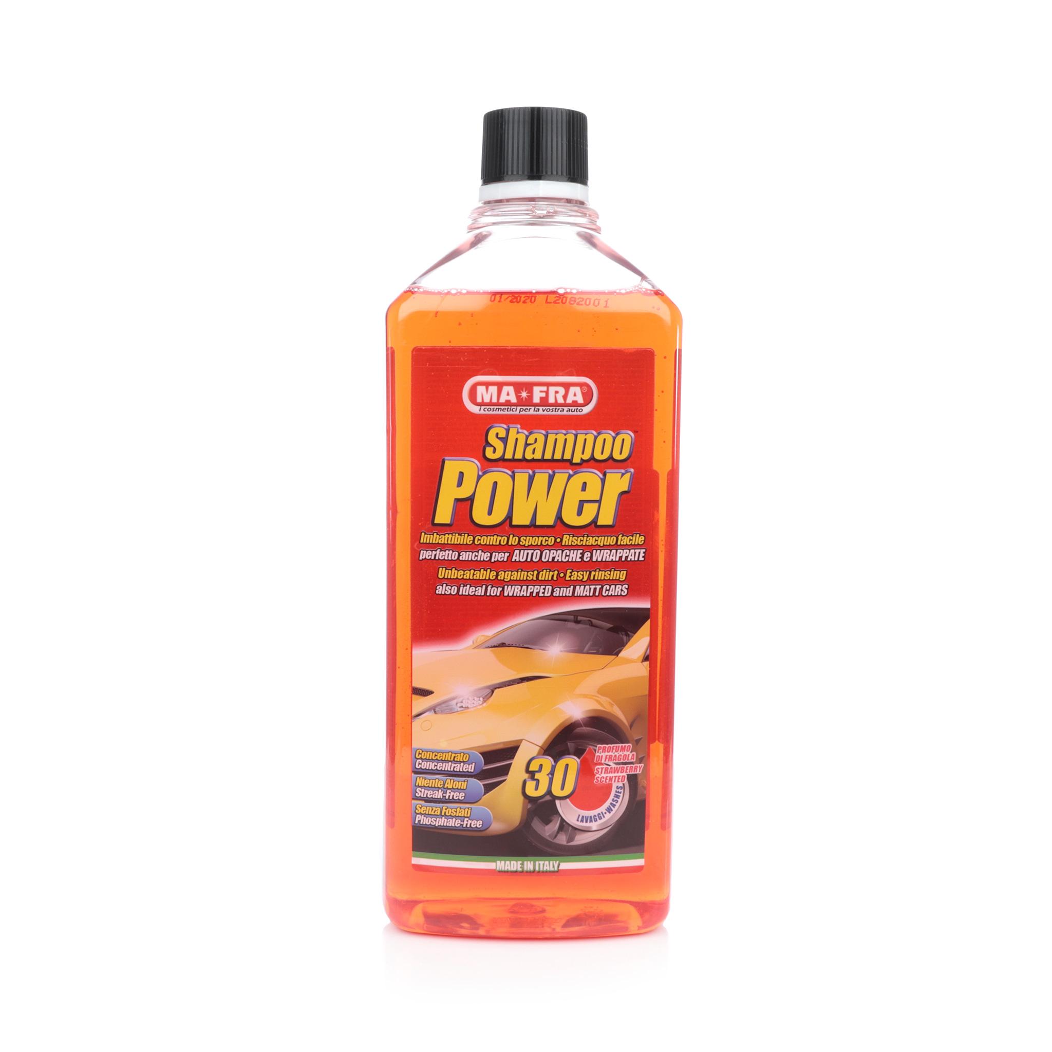 Bilschampo Mafra Shampoo Power, 1000 ml