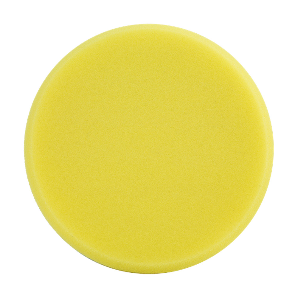 Skumrondell Meguiars DA Foam Polishing Disc, Gul