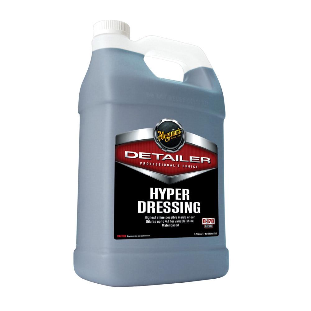 Plastbehandling Meguiars Hyper Dressing, 3780 ml
