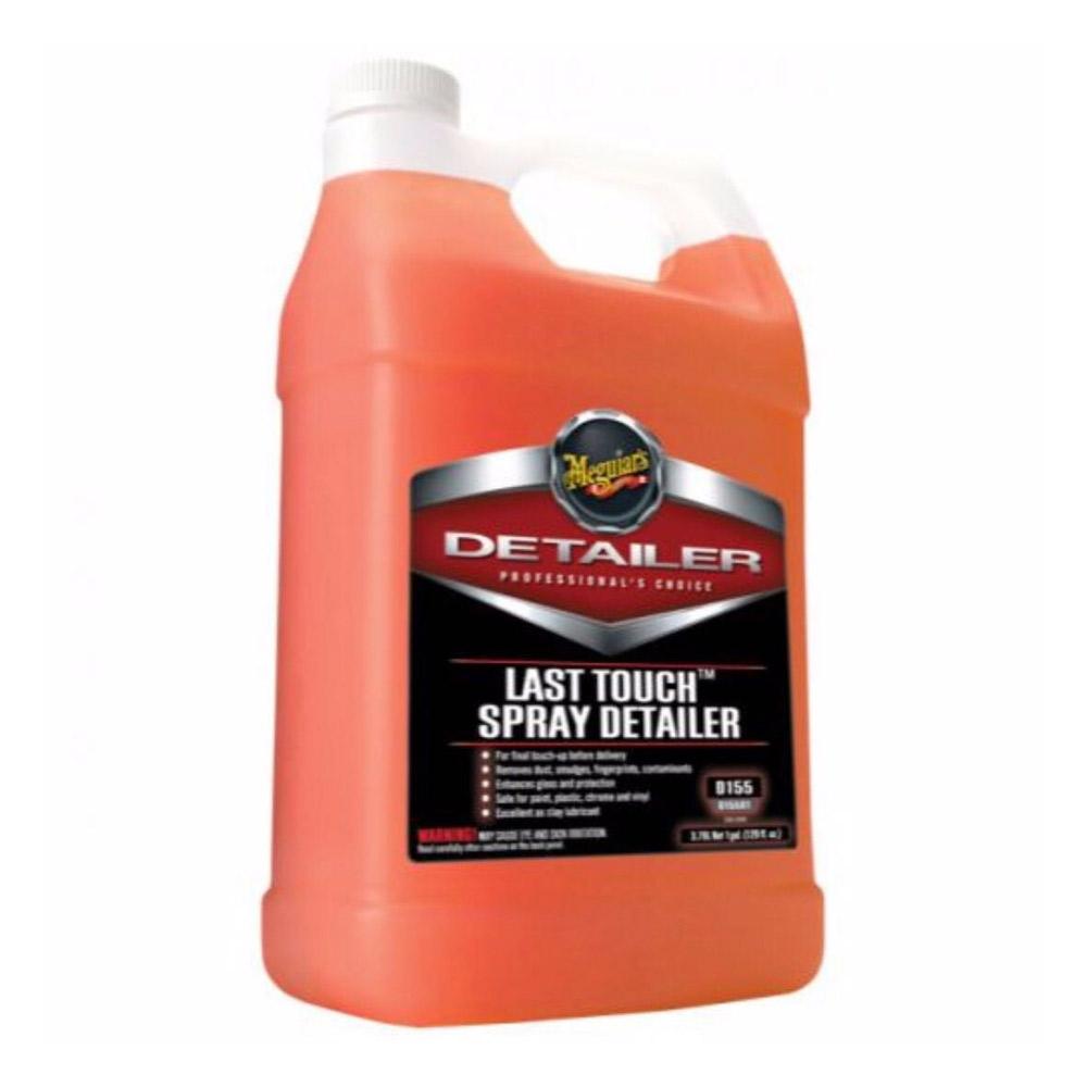 Rengörande Snabbvax Meguiars Last Touch Spray Detailer, 3780 ml