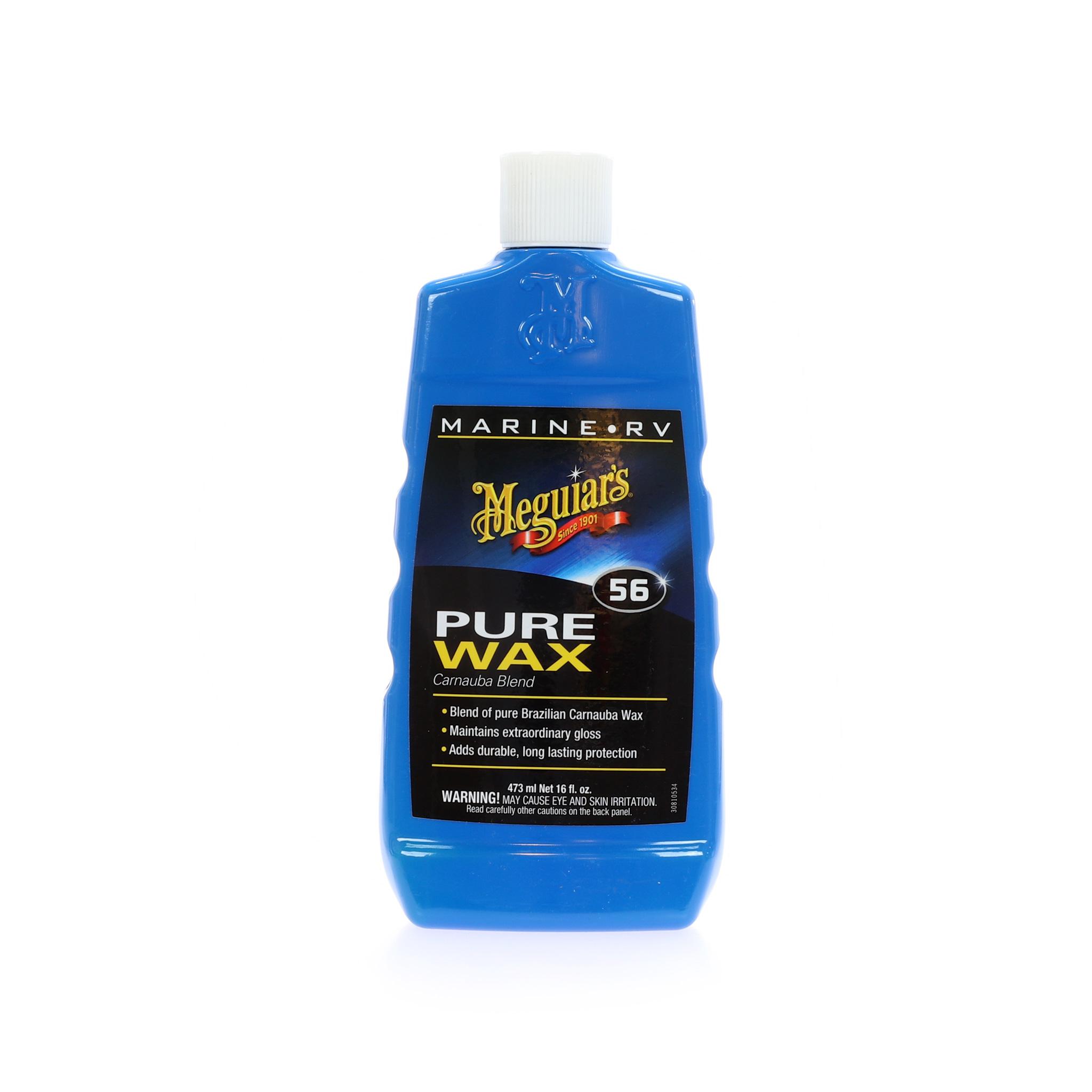 Båtvax Meguiars Marine Pure Wax, 473 ml
