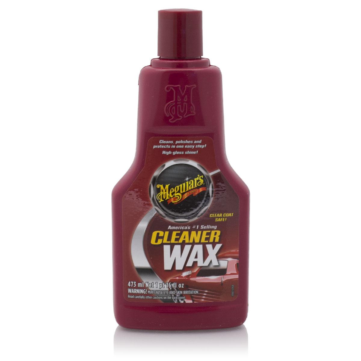 Rengörande bilvax Meguiars Liquid Car Cleaner Wax, 473 ml
