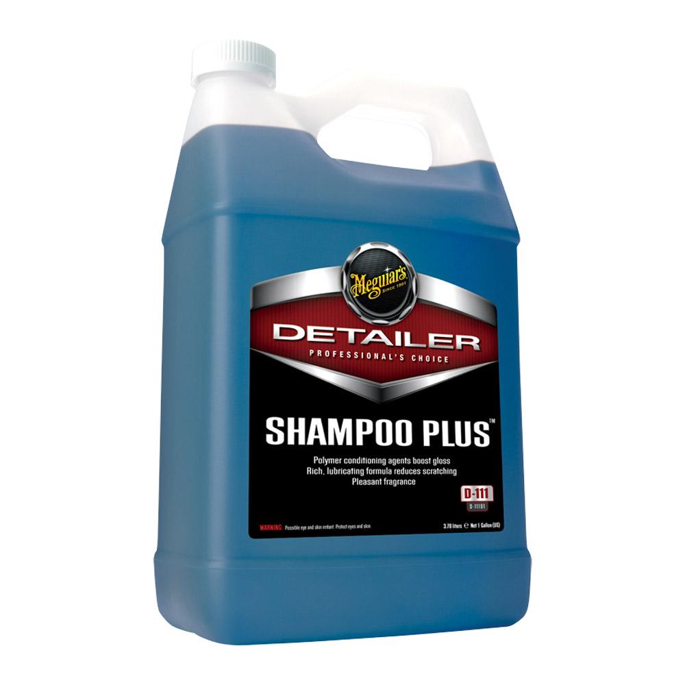 Bilschampo Meguiars Shampoo Plus, 3780 ml