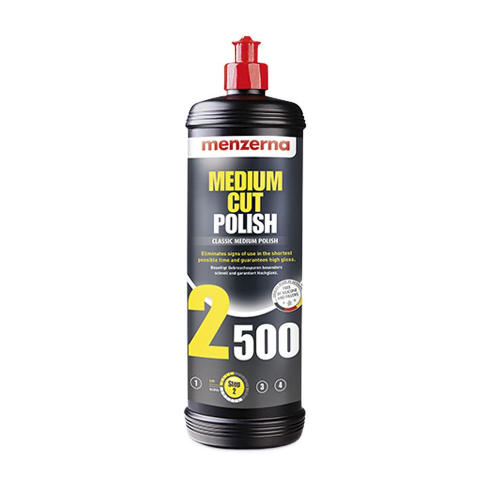 Polermedel Menzerna Medium Polish 2500, Rubbing / Polishing