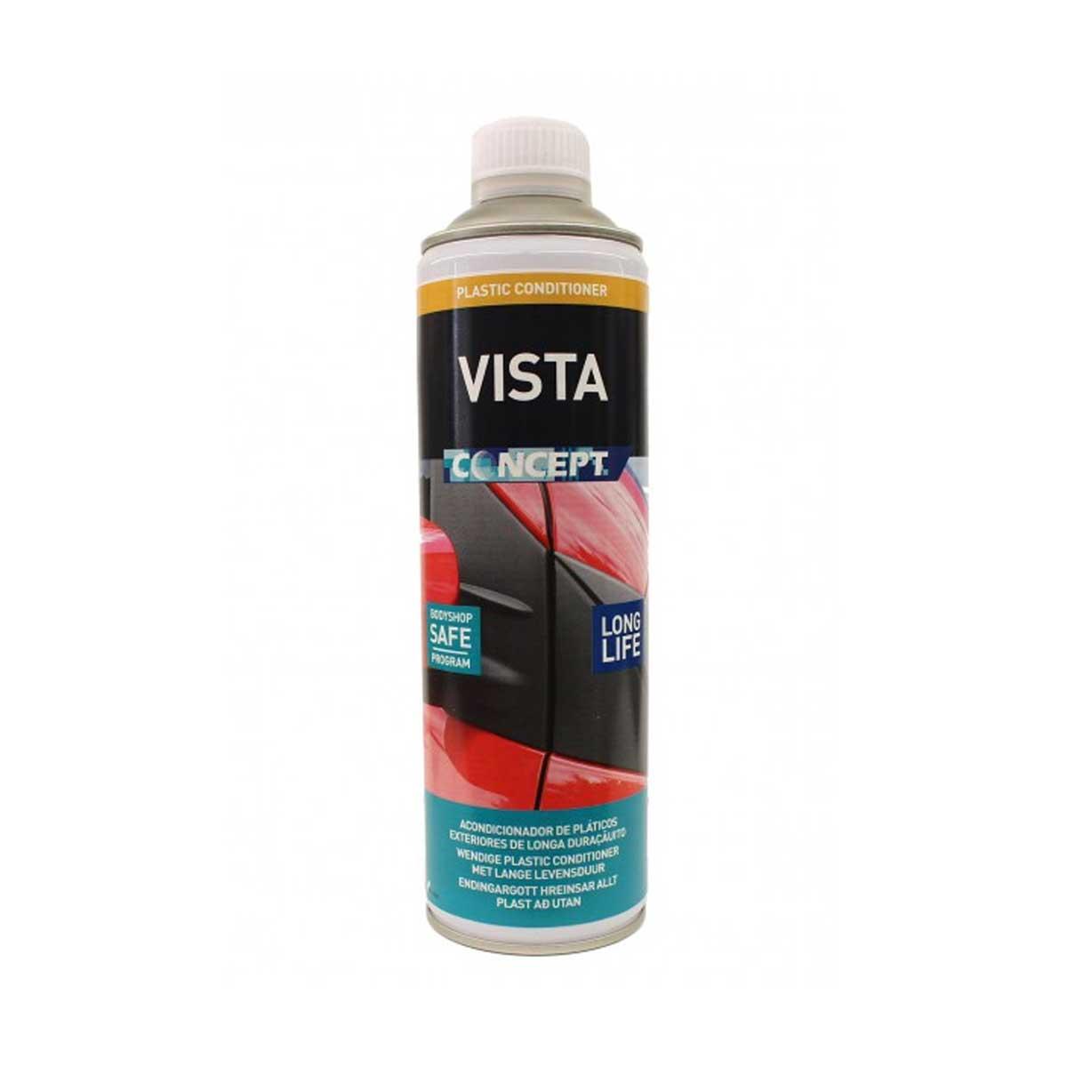 Plastbehandling Concept Vista, 500 ml, 500 ml