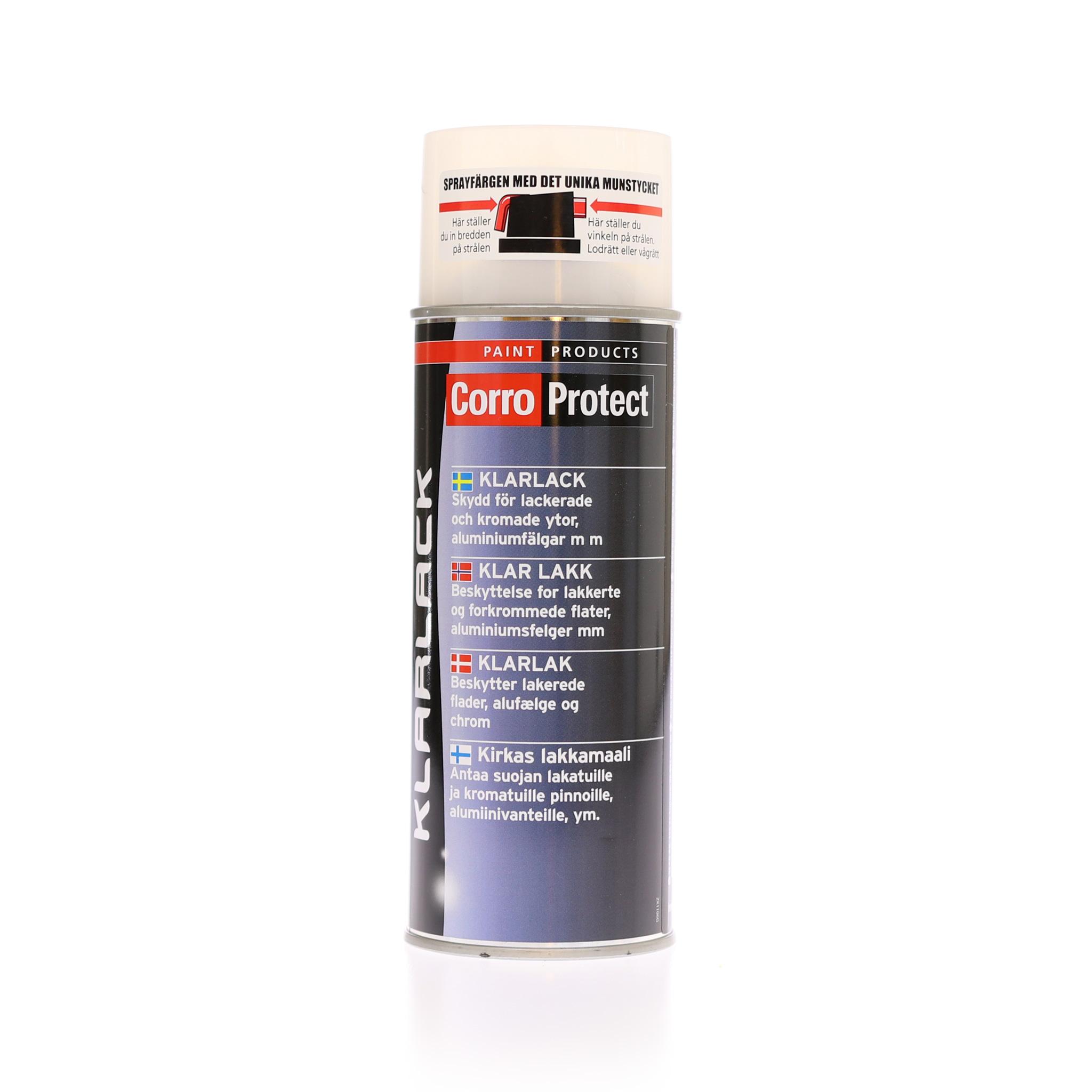 Klarlack CorroProtect, 400 ml