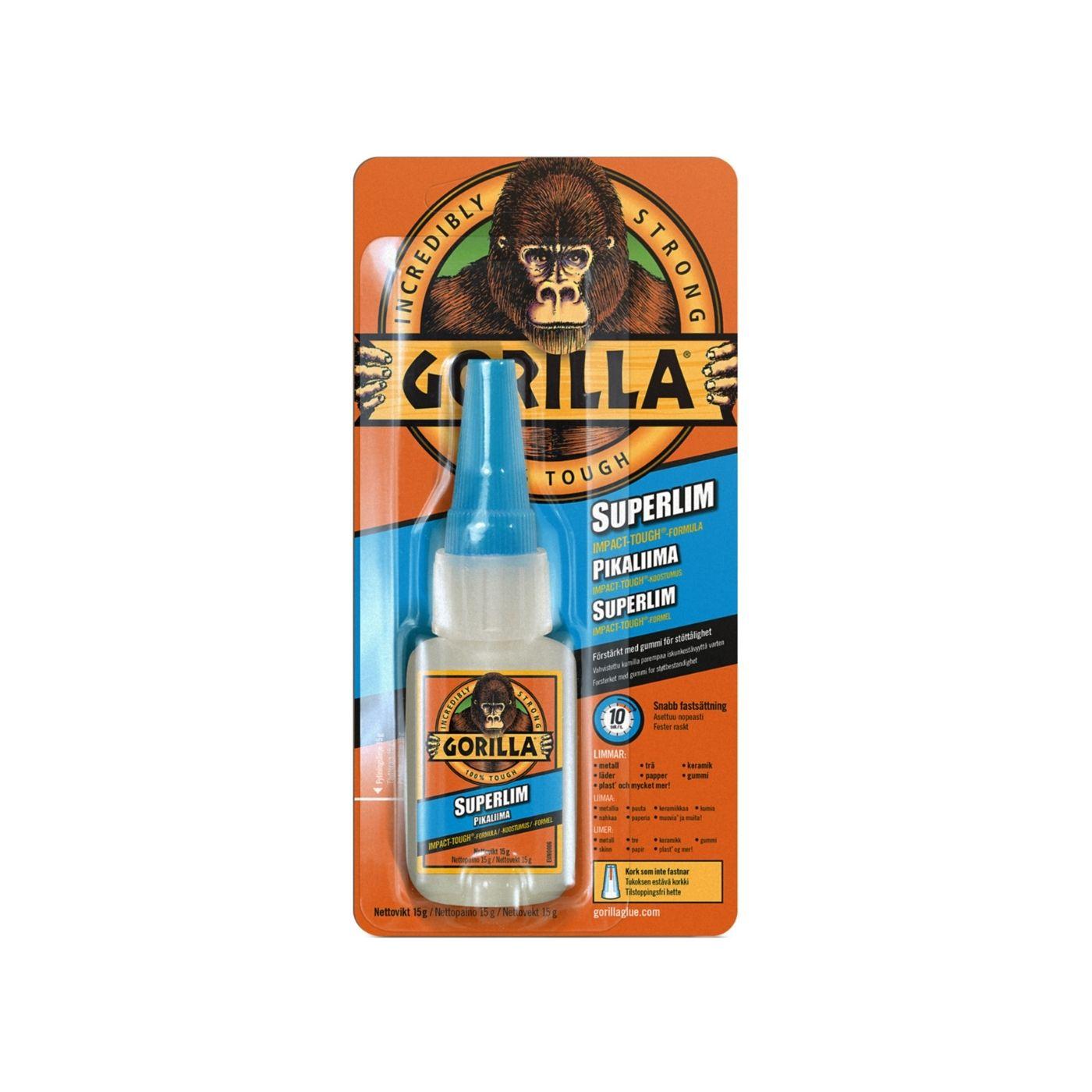 Superlim Gorilla, 15 g