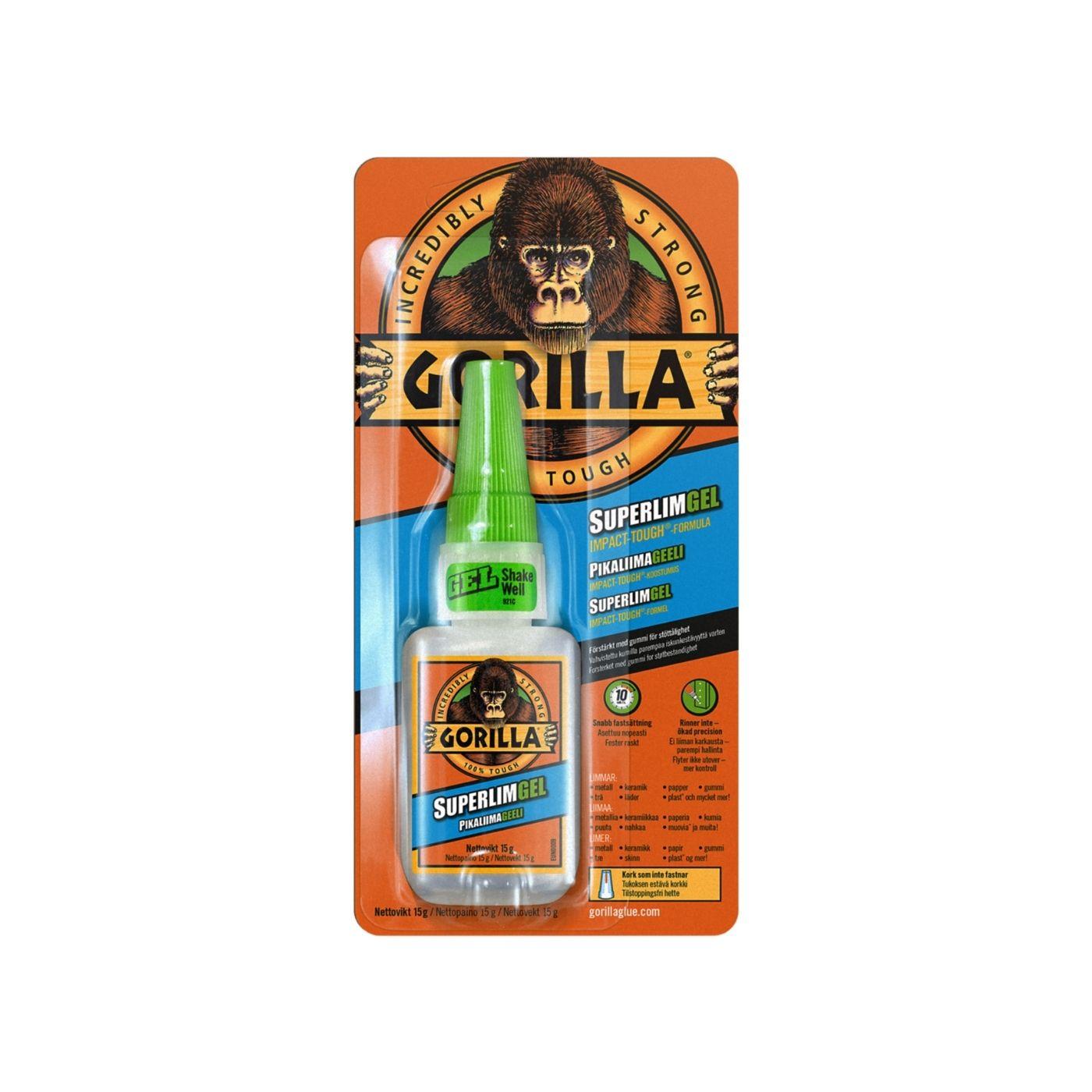 Superlim Gorilla Gel, 15 g