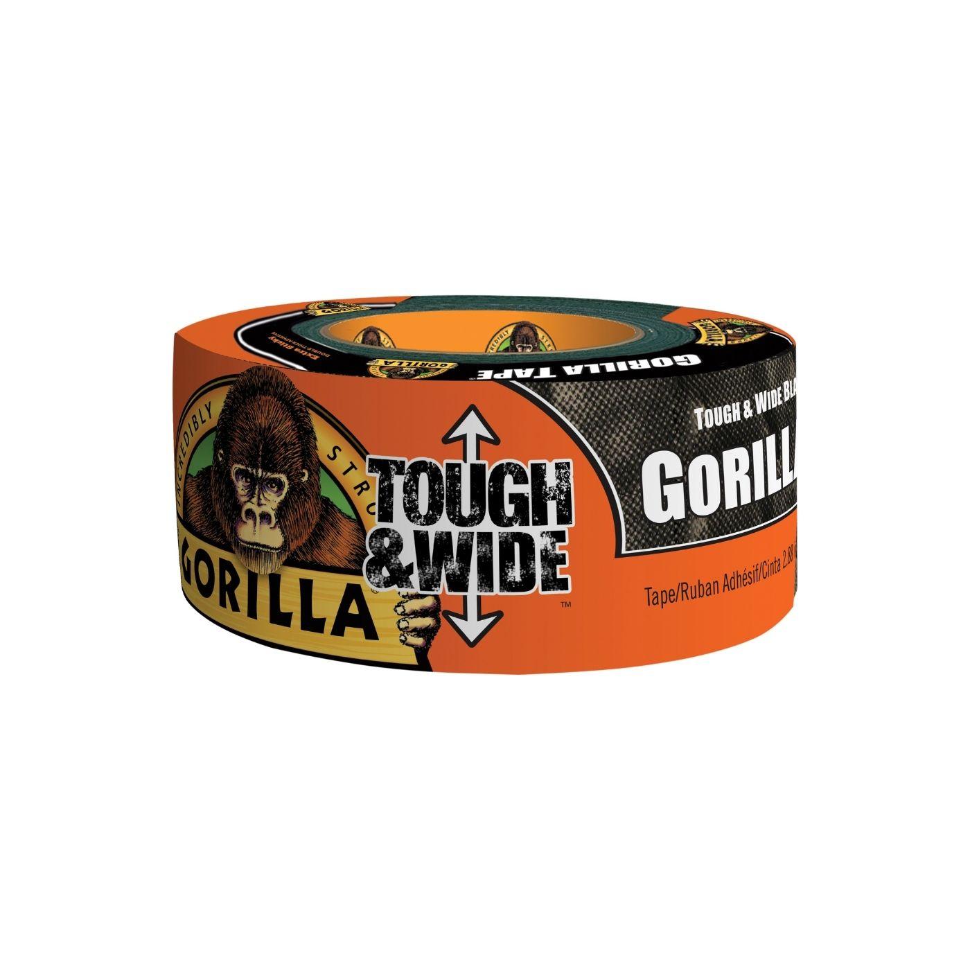 Vävtejp Gorilla Tape Tough & Wide, 27 m x 73 mm