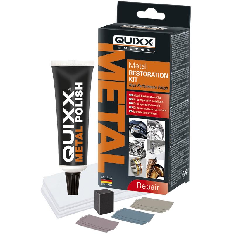 Poleringssats Metall Quixx Metal Restoration Kit