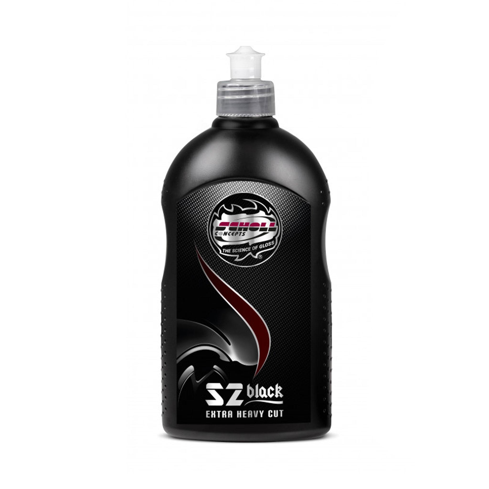 Polermedel Scholl Concepts S2 Black, 500 g