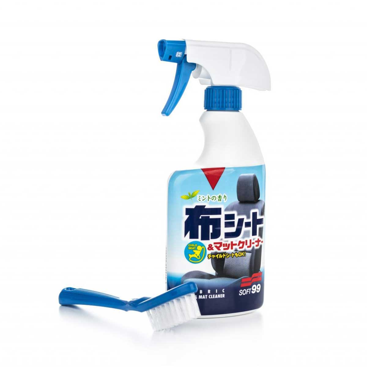 Textilrengöring Soft99 New Fabric Seat Cleaner, 400 ml