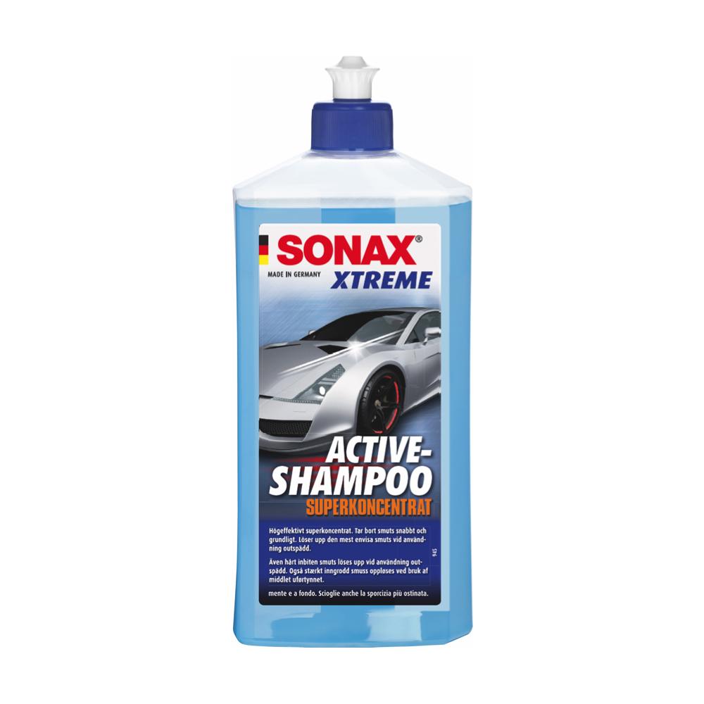Bilschampo Sonax Xtreme Active Shampoo 2 in 1, 500 ml