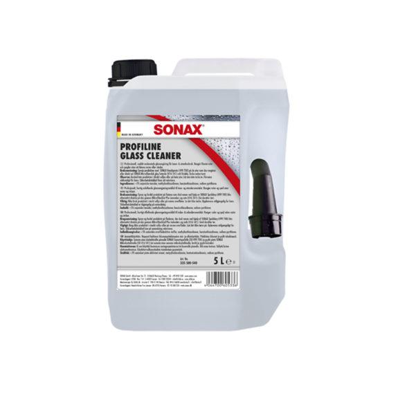 Glasrengöring Sonax Profiline Glass Cleaner, 5000 ml