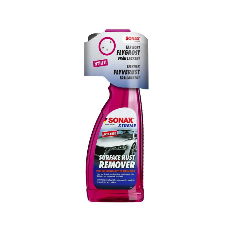 Flygrostlösare Sonax Xtreme Surface Rust Remover, 750 ml