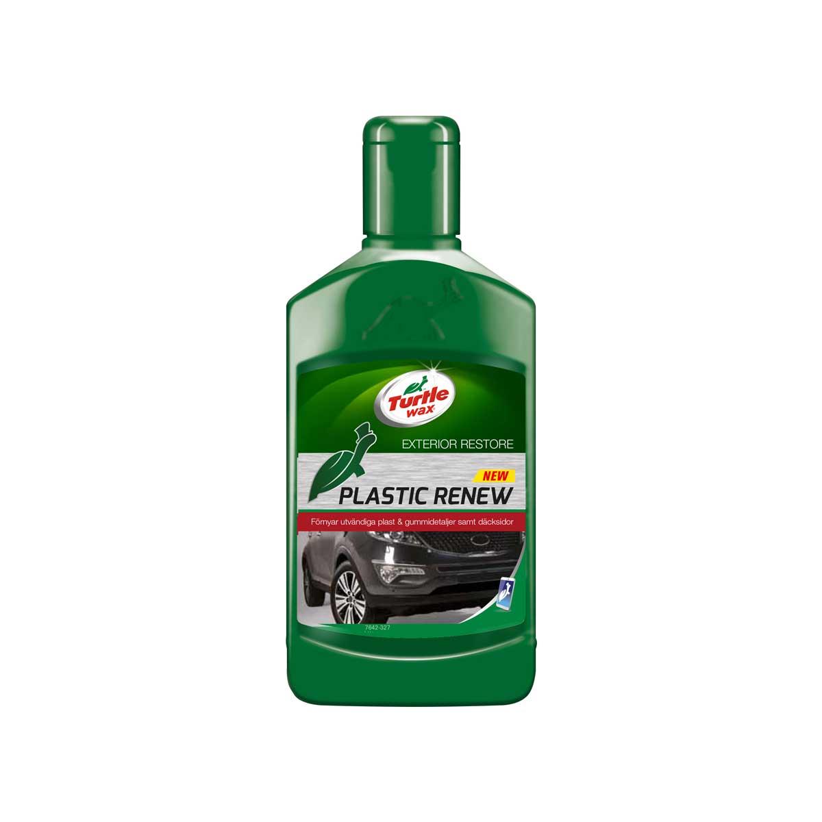 Plastbehandling Turtle Wax Plastic Renew, 300 ml