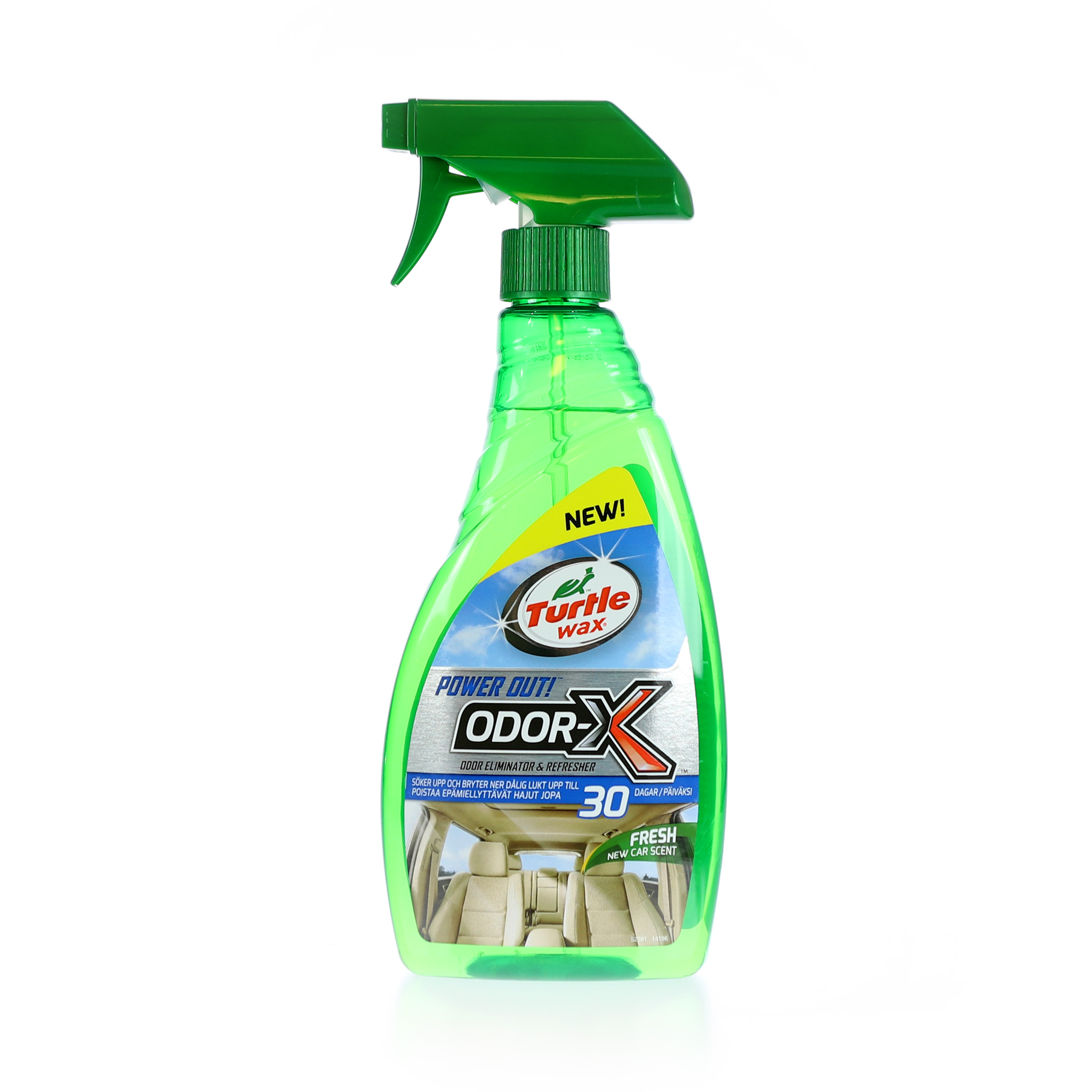 Luktborttagare Turtle Wax Odor-X Odor Eliminator & Refresher, 500 ml