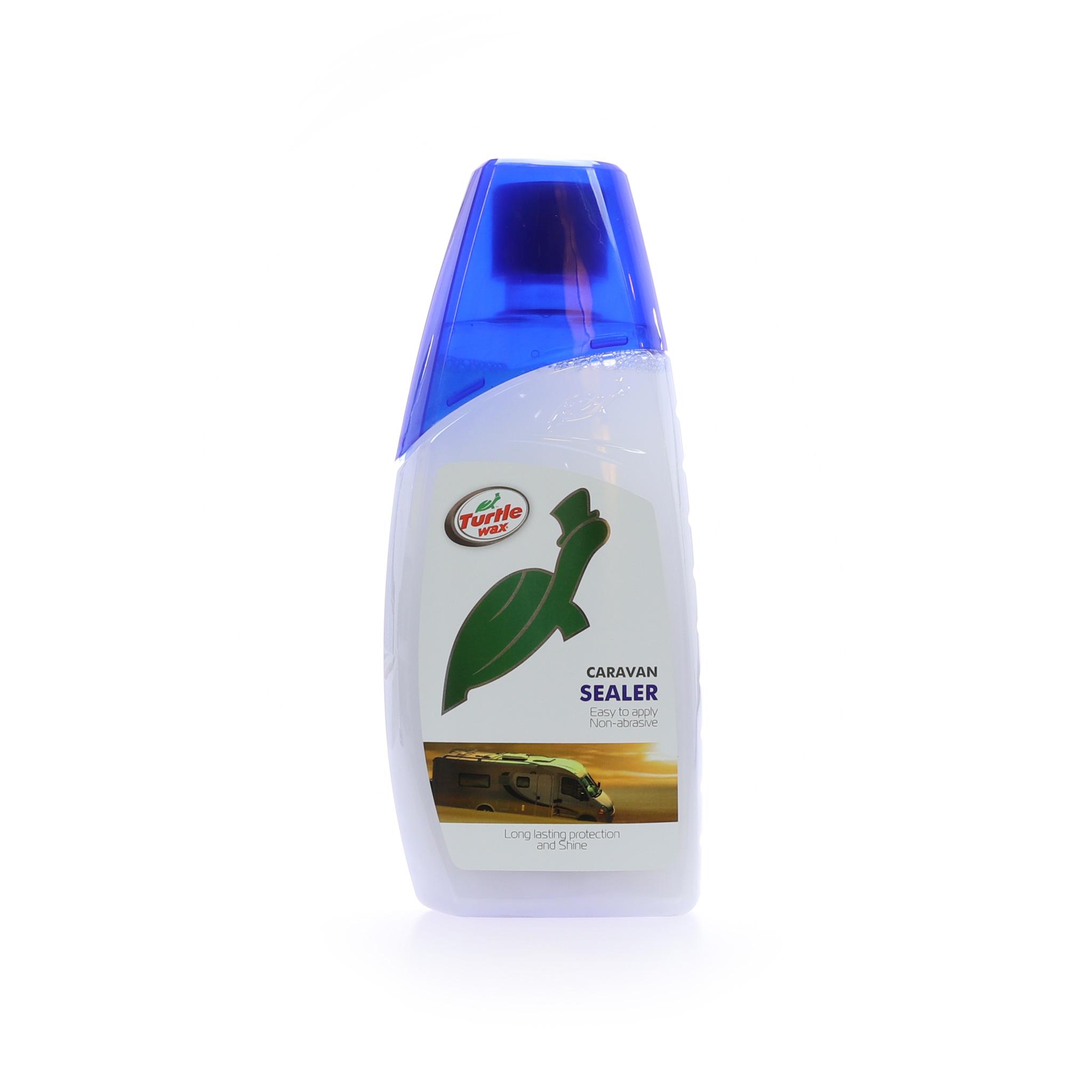 Husvagnsvax Turtle Wax Caravan Sealer, 500 ml