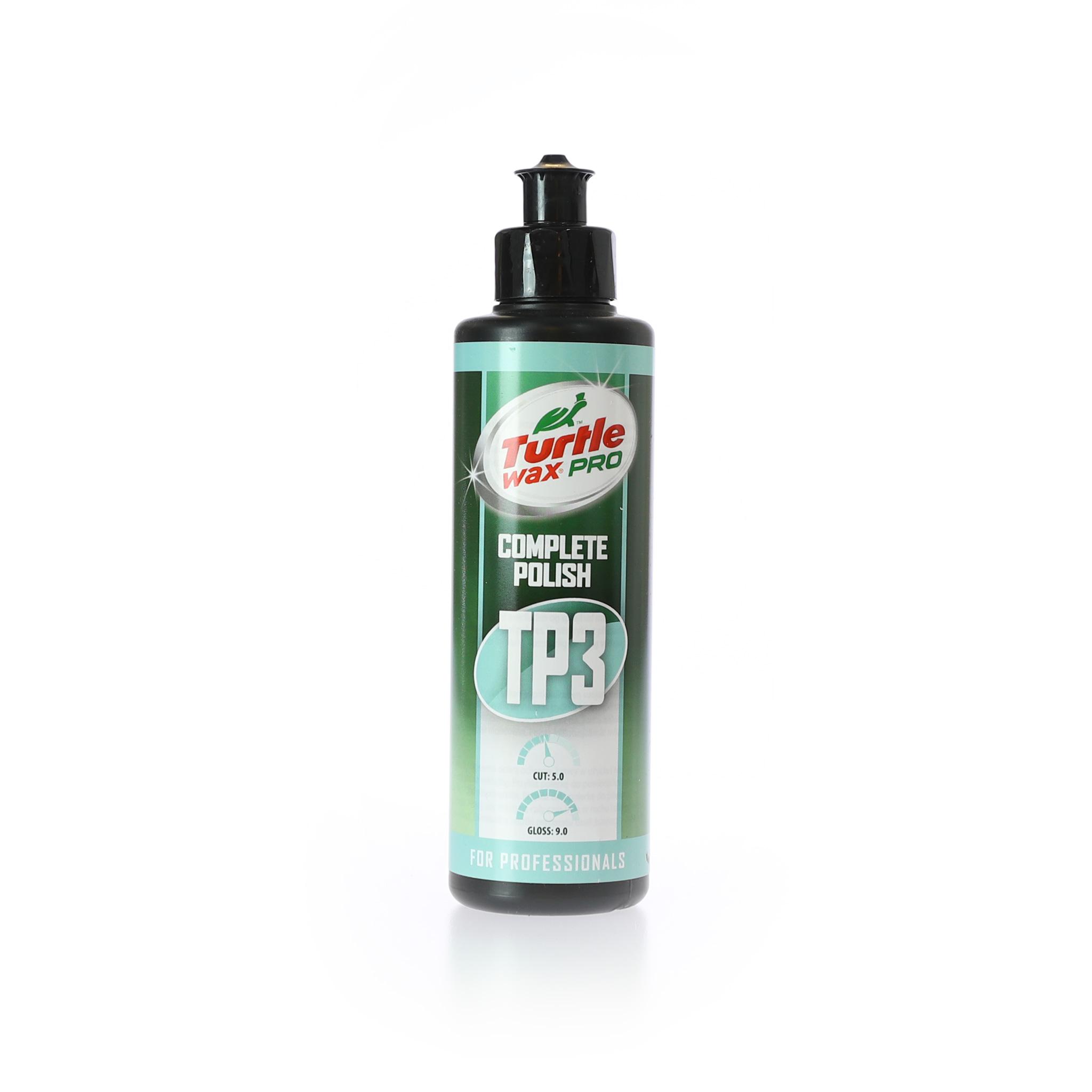 Polermedel Turtle Wax TP3 Complete Polish, 250 ml