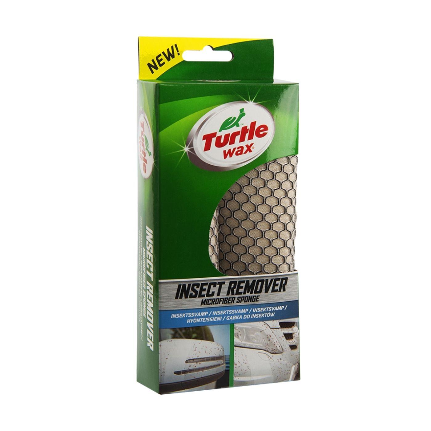 Tvättsvamp Turtle Wax Insect Remover Microfiber Sponge