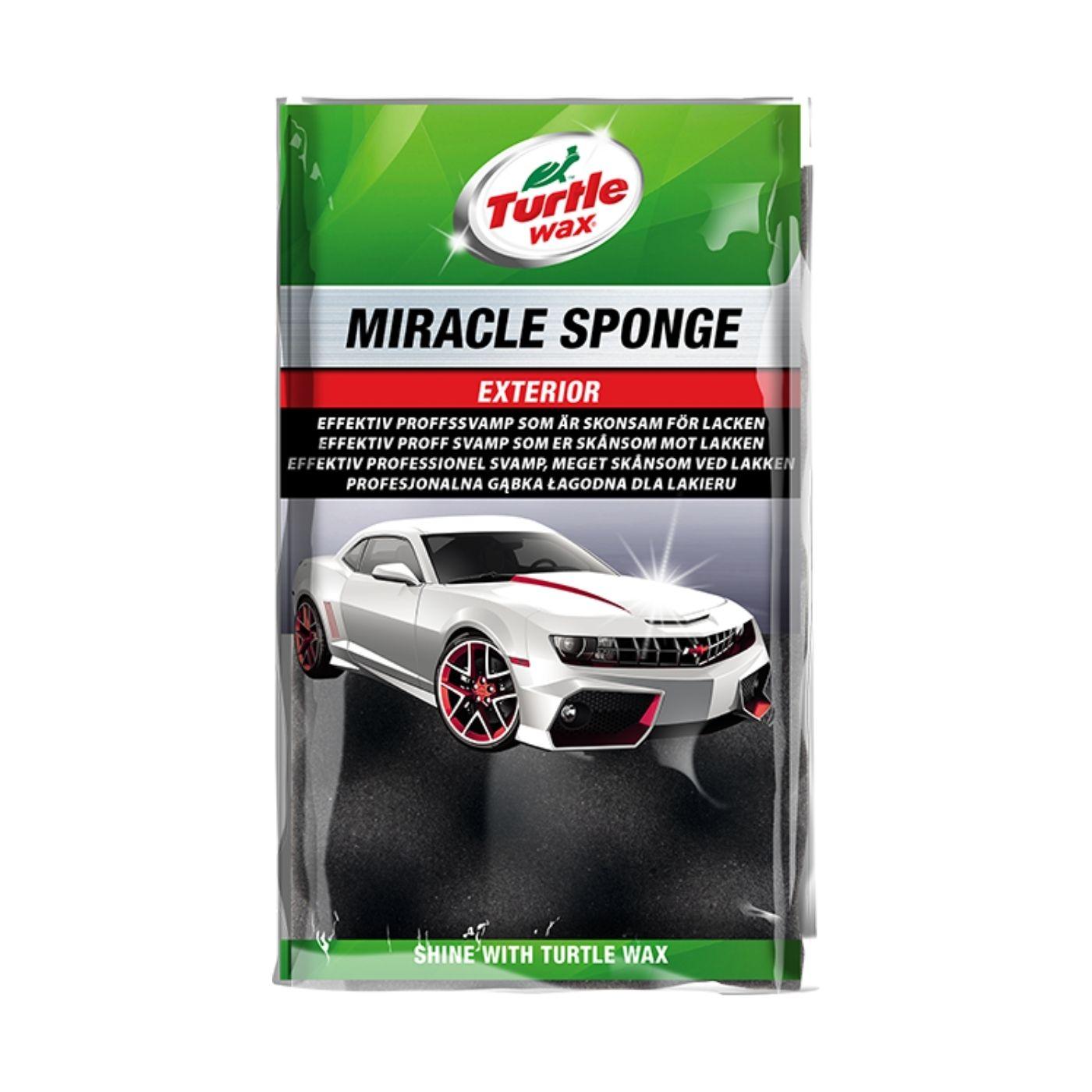 Tvättsvamp Turtle Wax Miracle Sponge