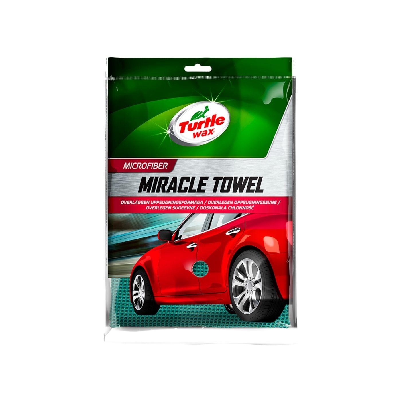 Torkhandduk Turtle Wax Miracle Towel